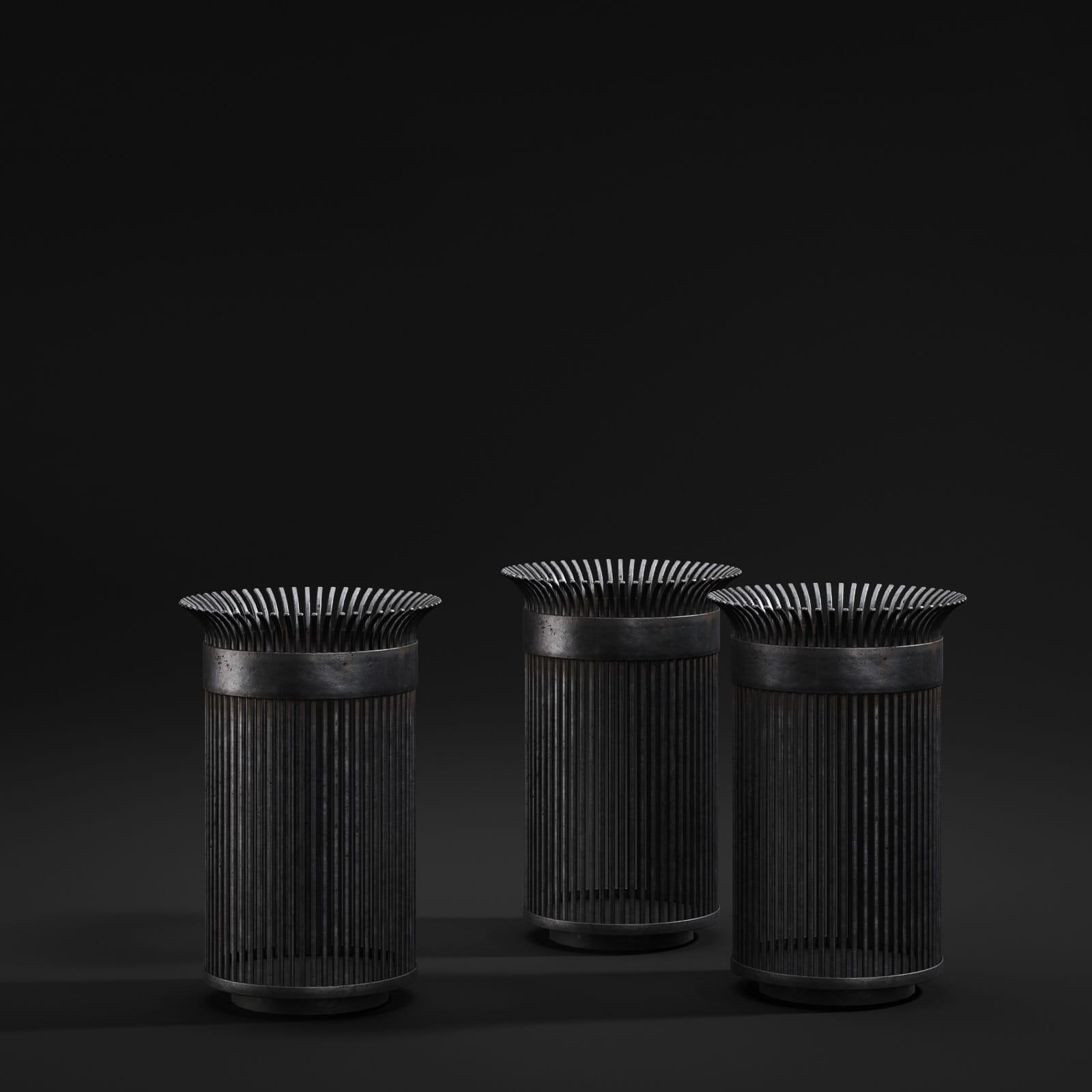 trash cans 23 AM211 Archmodels
