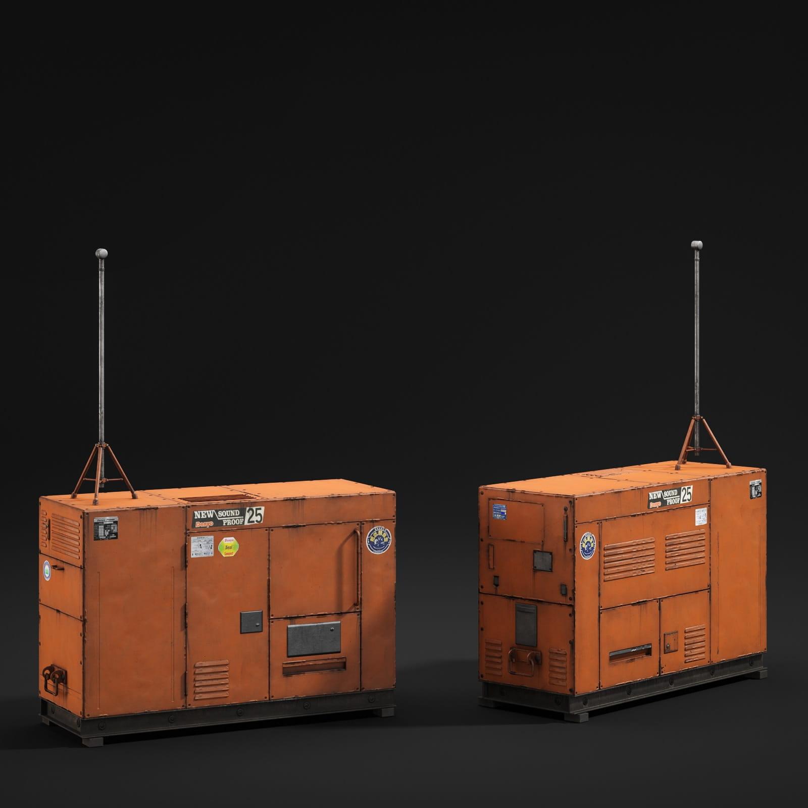 transformer boxes 39 AM211 Archmodels