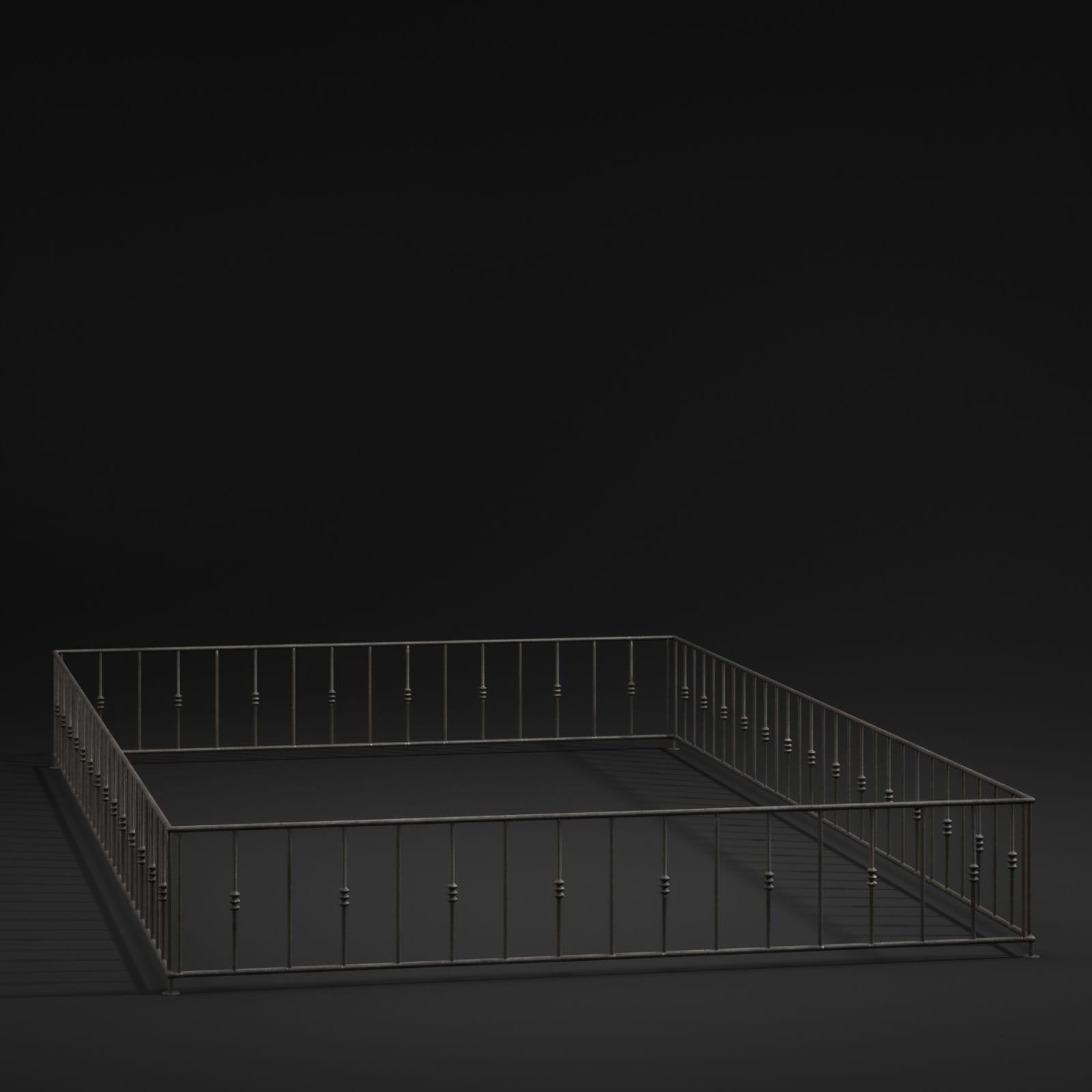 fence 55 AM211 Archmodels