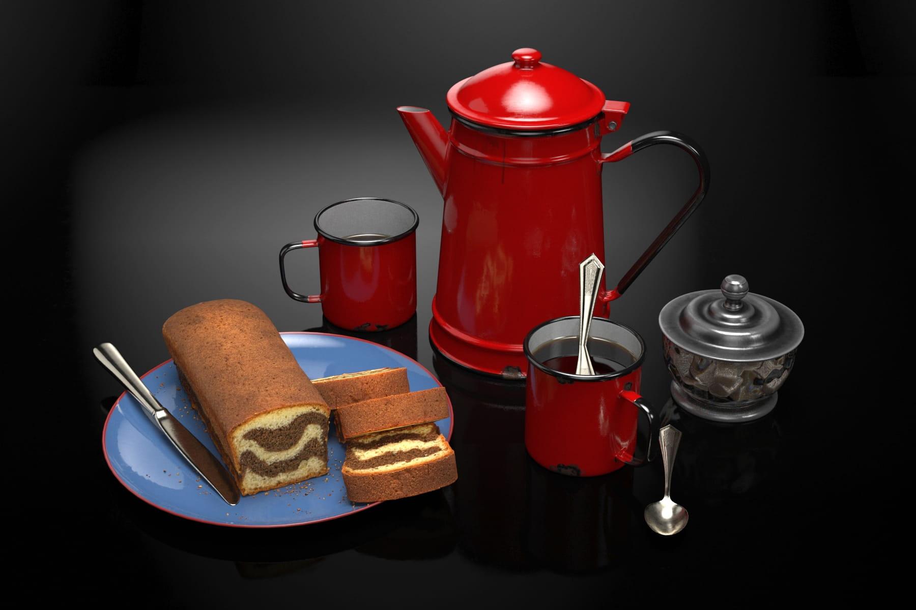 food set 12 AM217 Archmodels