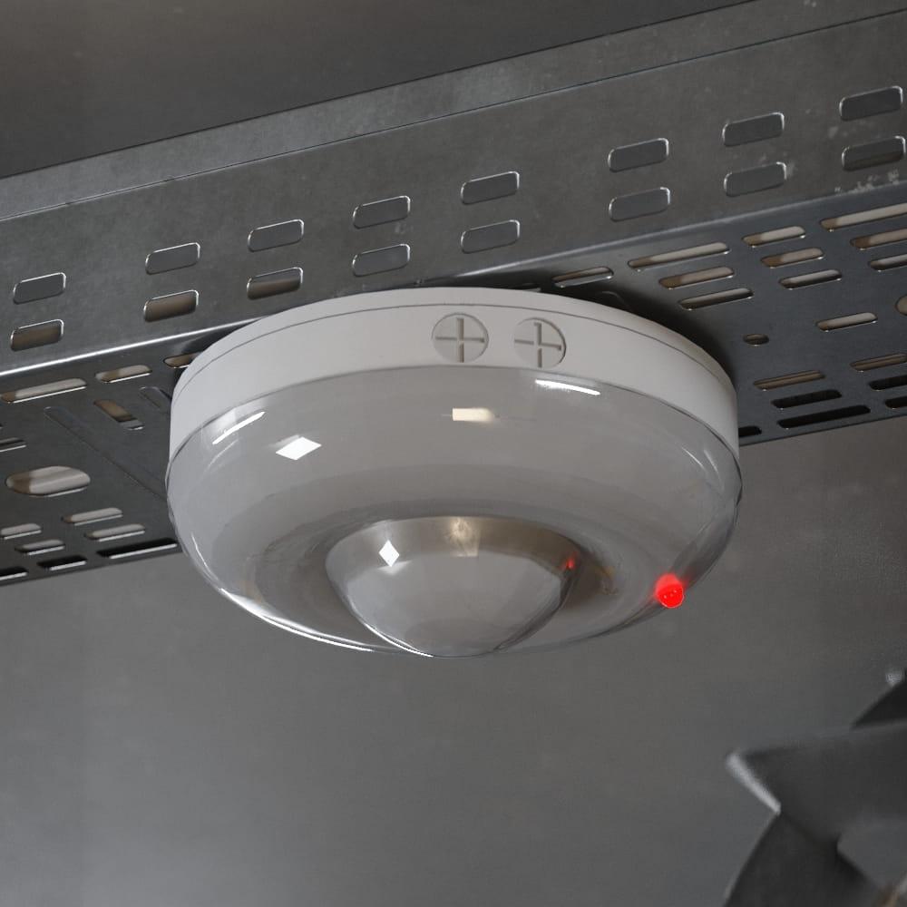 detector 2 AM218 Archmodels