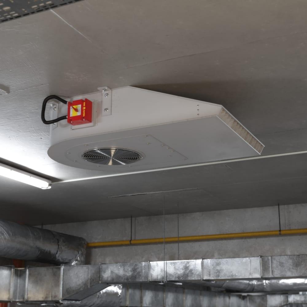 ventilation 8 AM218 Archmodels