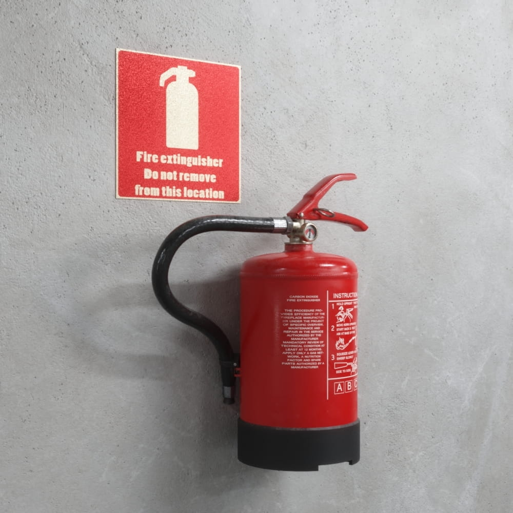 fire extinguisher 33 AM218 Archmodels