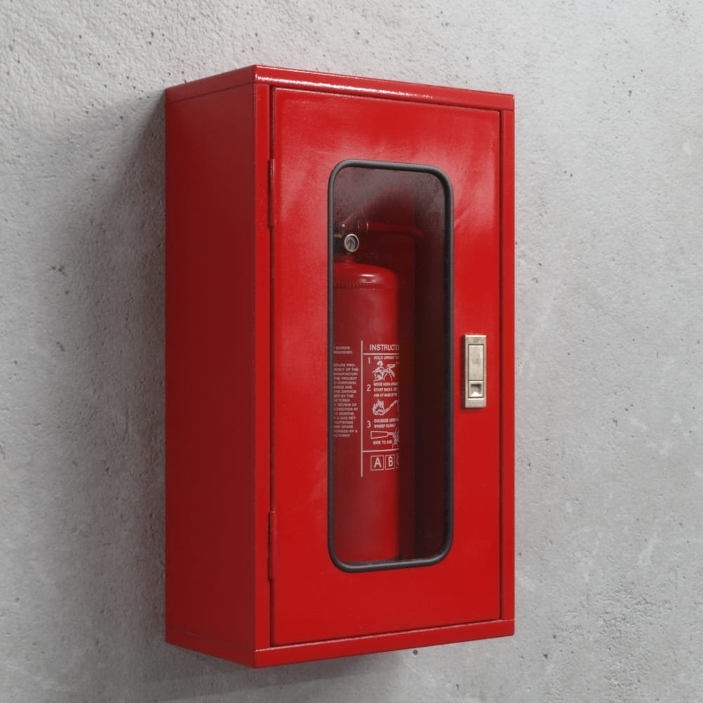 fire extinguisher 34 AM218 Archmodels
