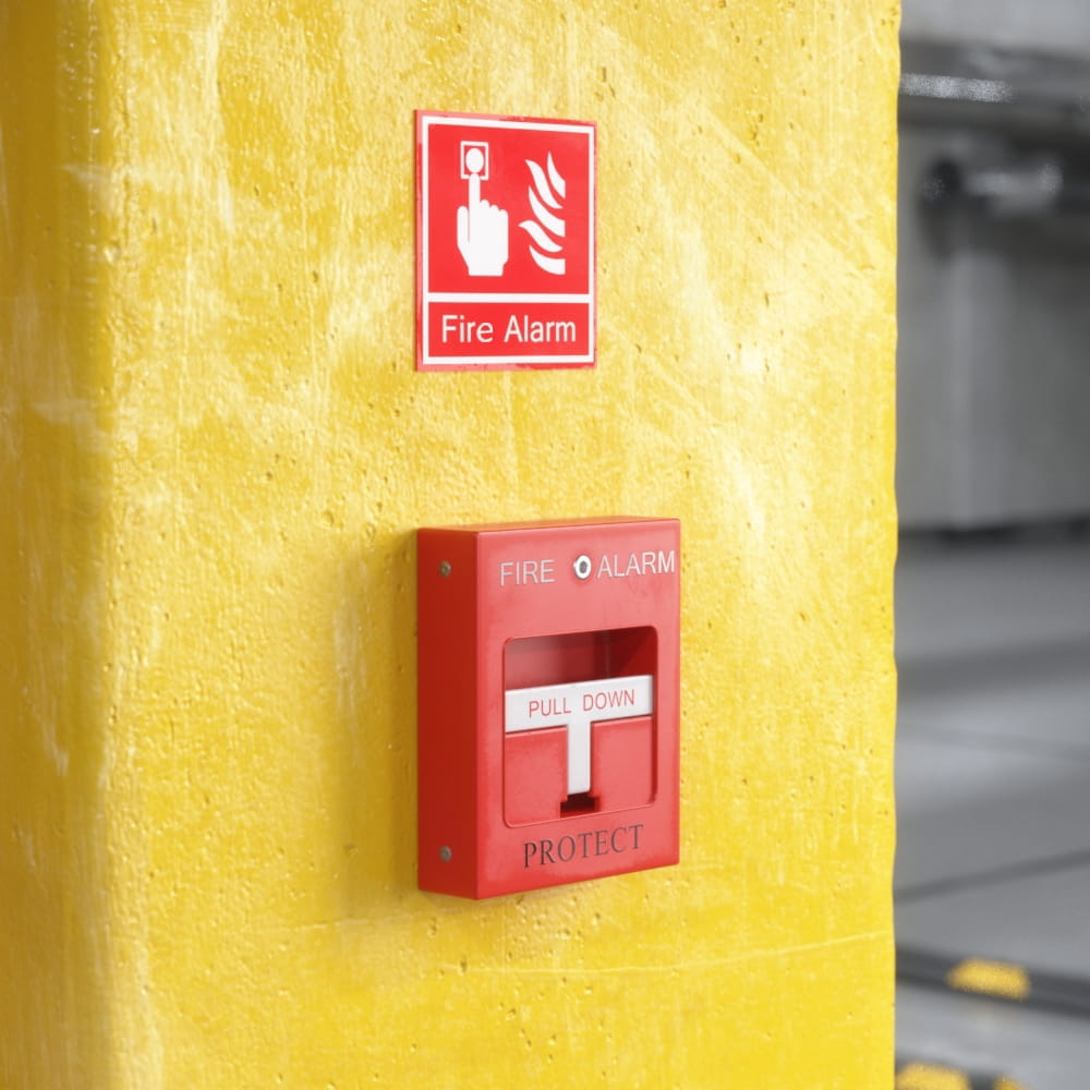 fire alarm box 40 AM218 Archmodels
