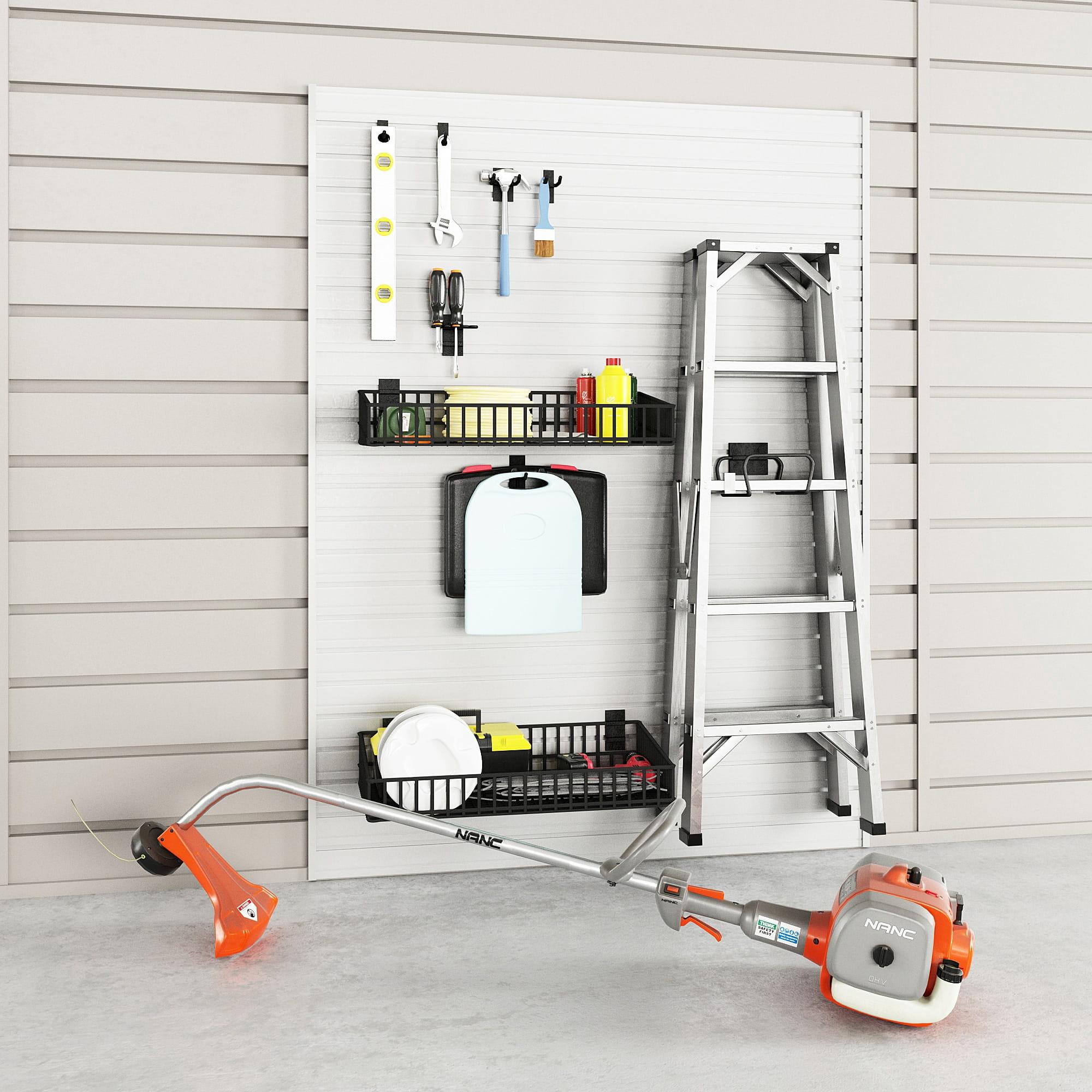 garage equipment 4 AM222 Archmodels