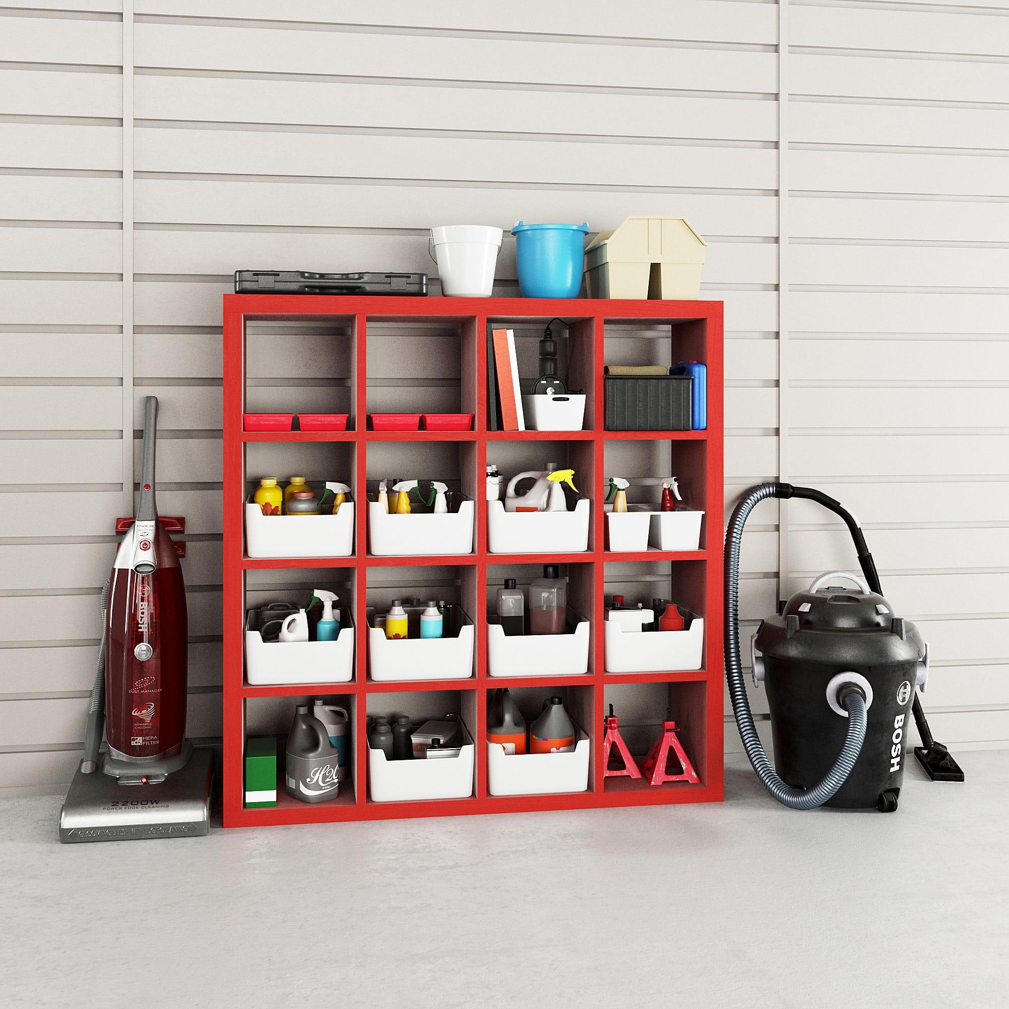garage equipment 5 AM222 Archmodels