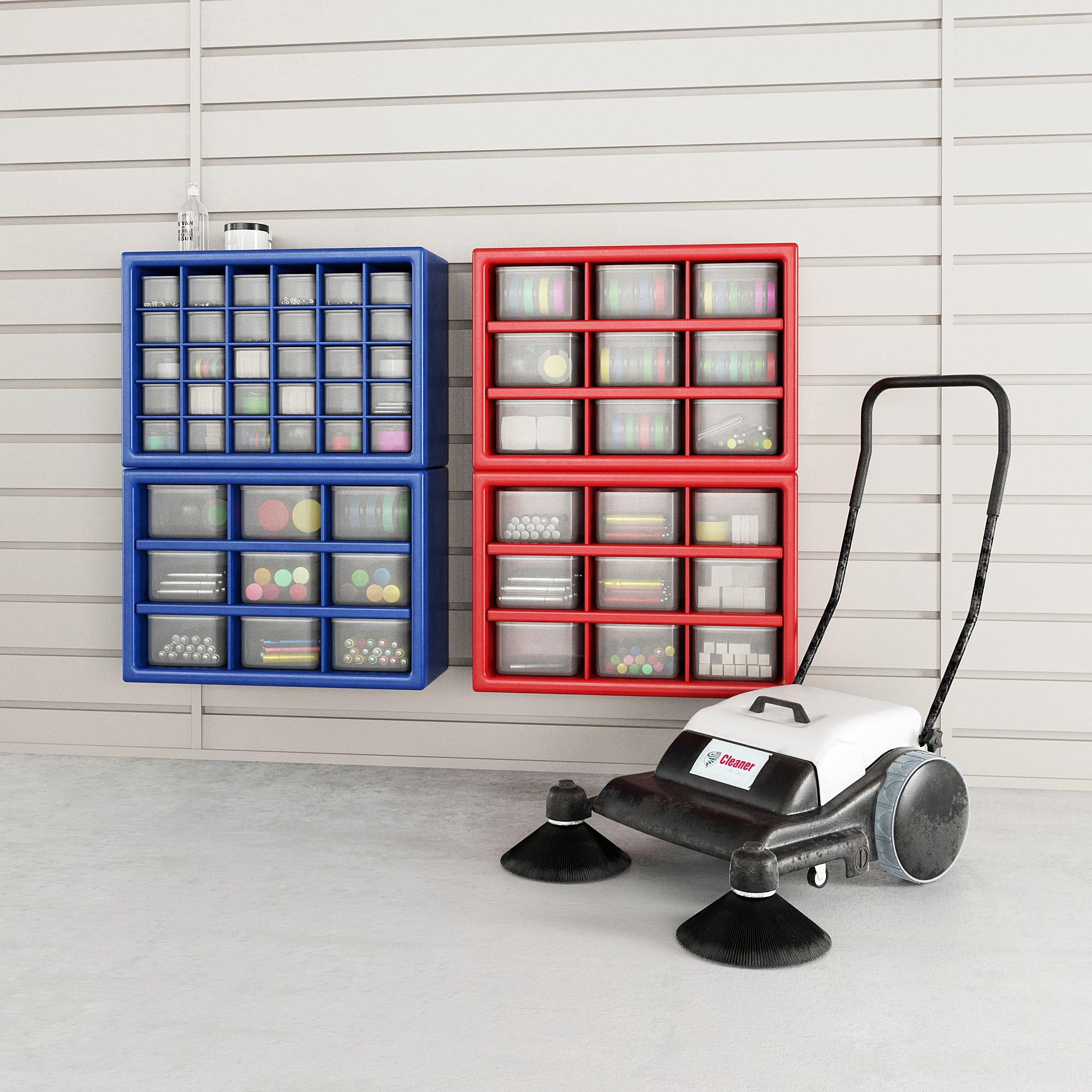 garage equipment 9 AM222 Archmodels