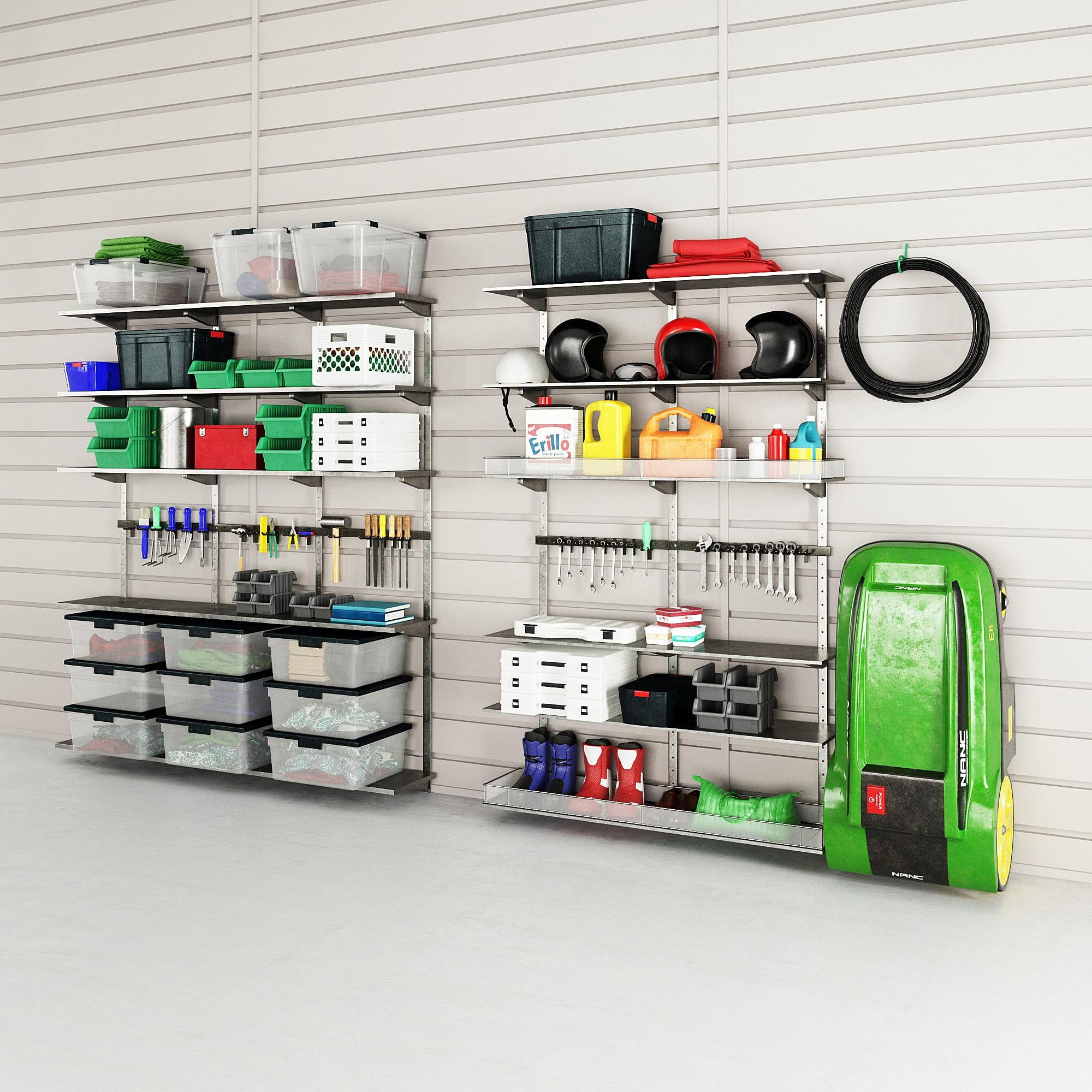 garage equipment 15 AM222 Archmodels