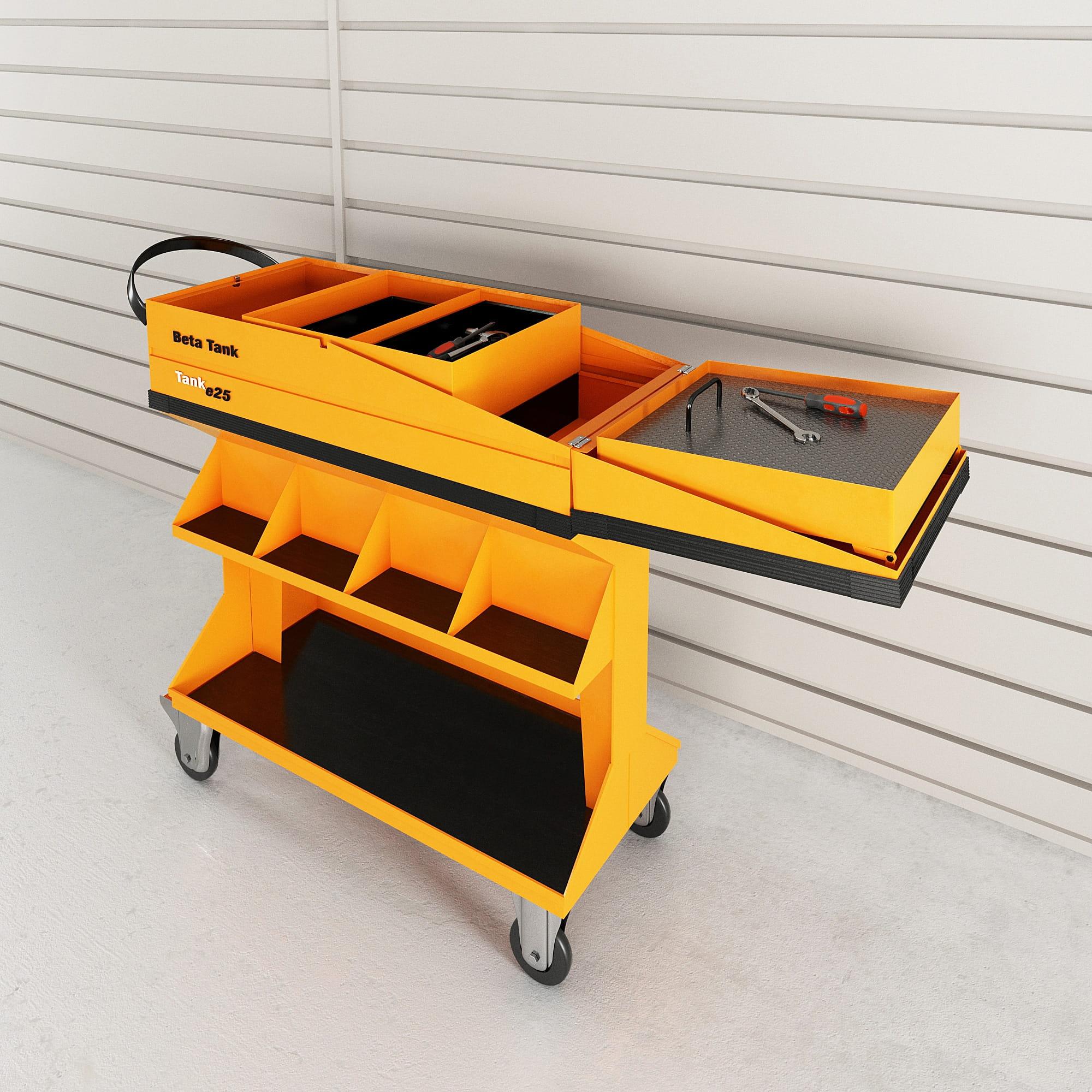 garage equipment 17 AM222 Archmodels