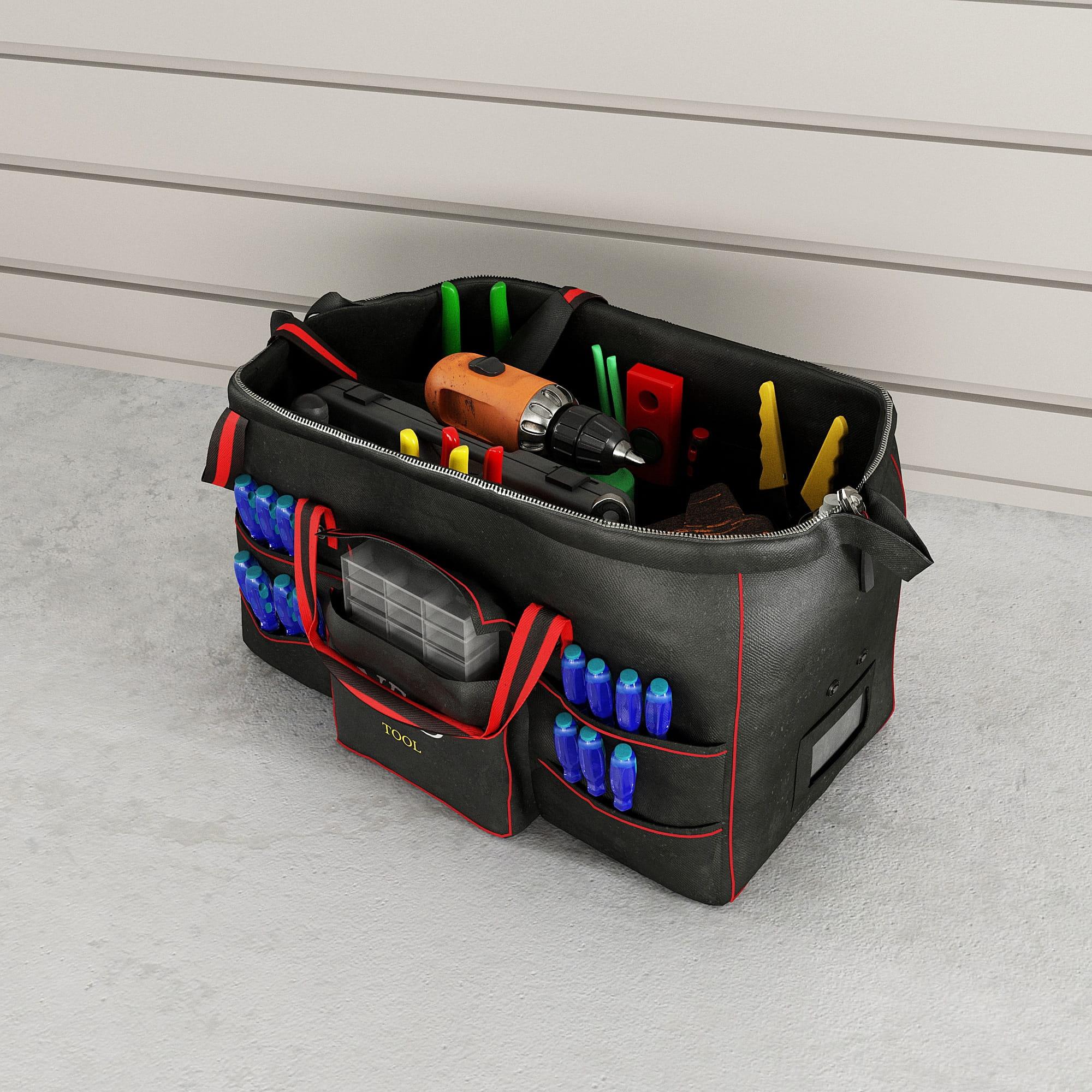garage equipment 20 AM222 Archmodels