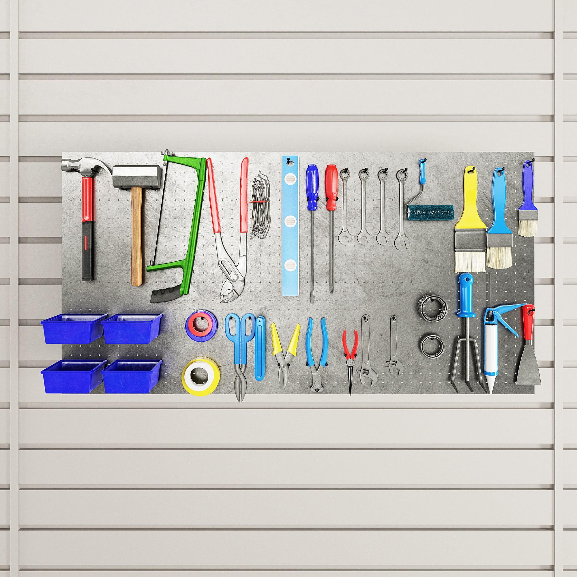 garage equipment 27 AM222 Archmodels