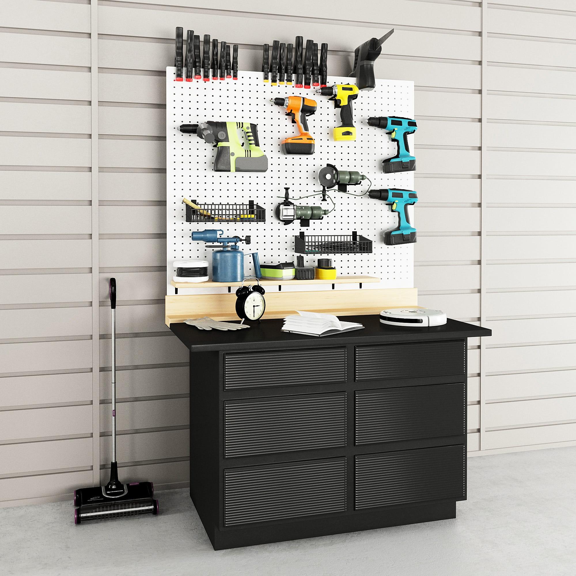 garage equipment 30 AM222 Archmodels