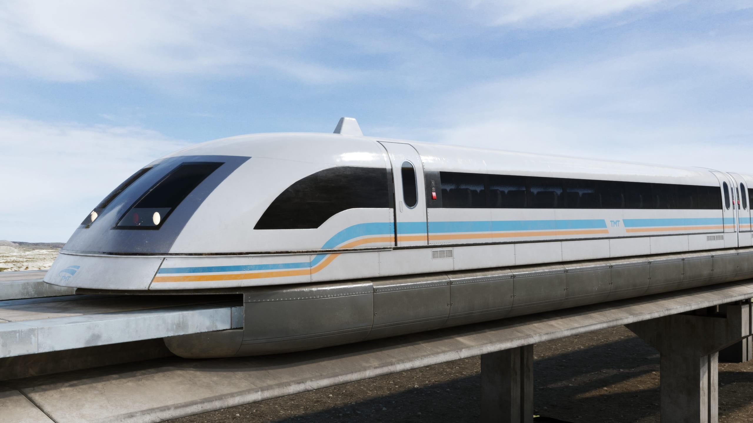 train 8 AM223 Archmodels