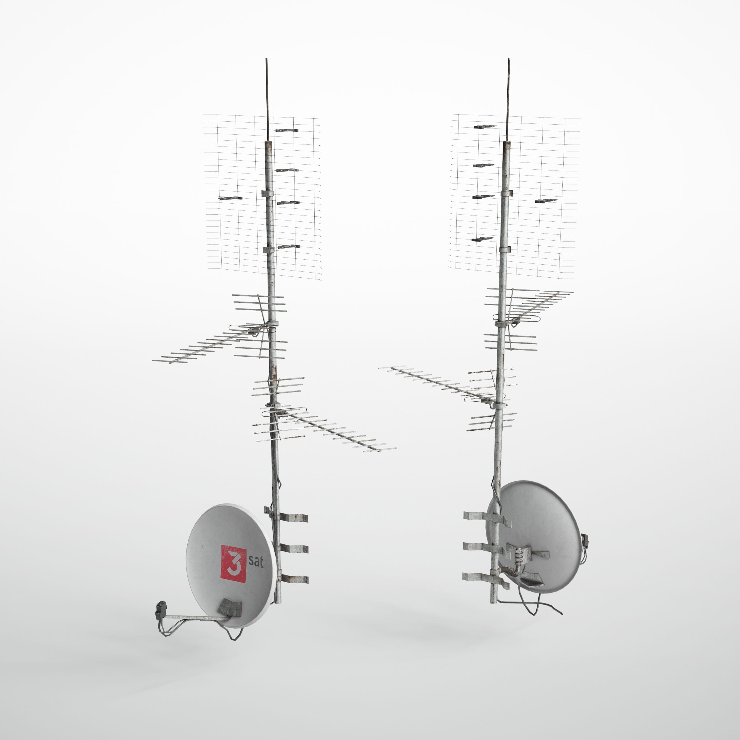 antenna 5 AM227 Archmodels