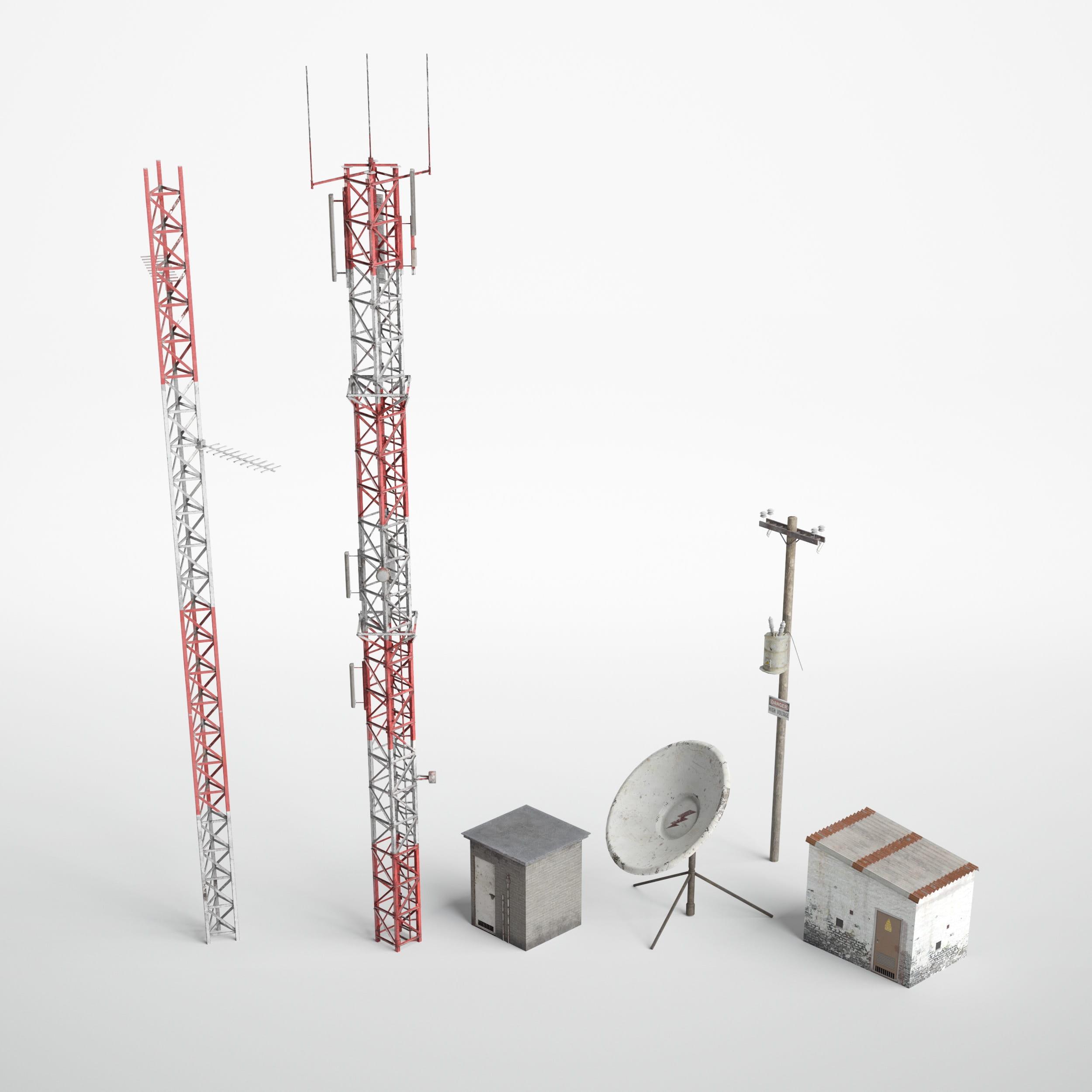 antennas 13 AM227 Archmodels