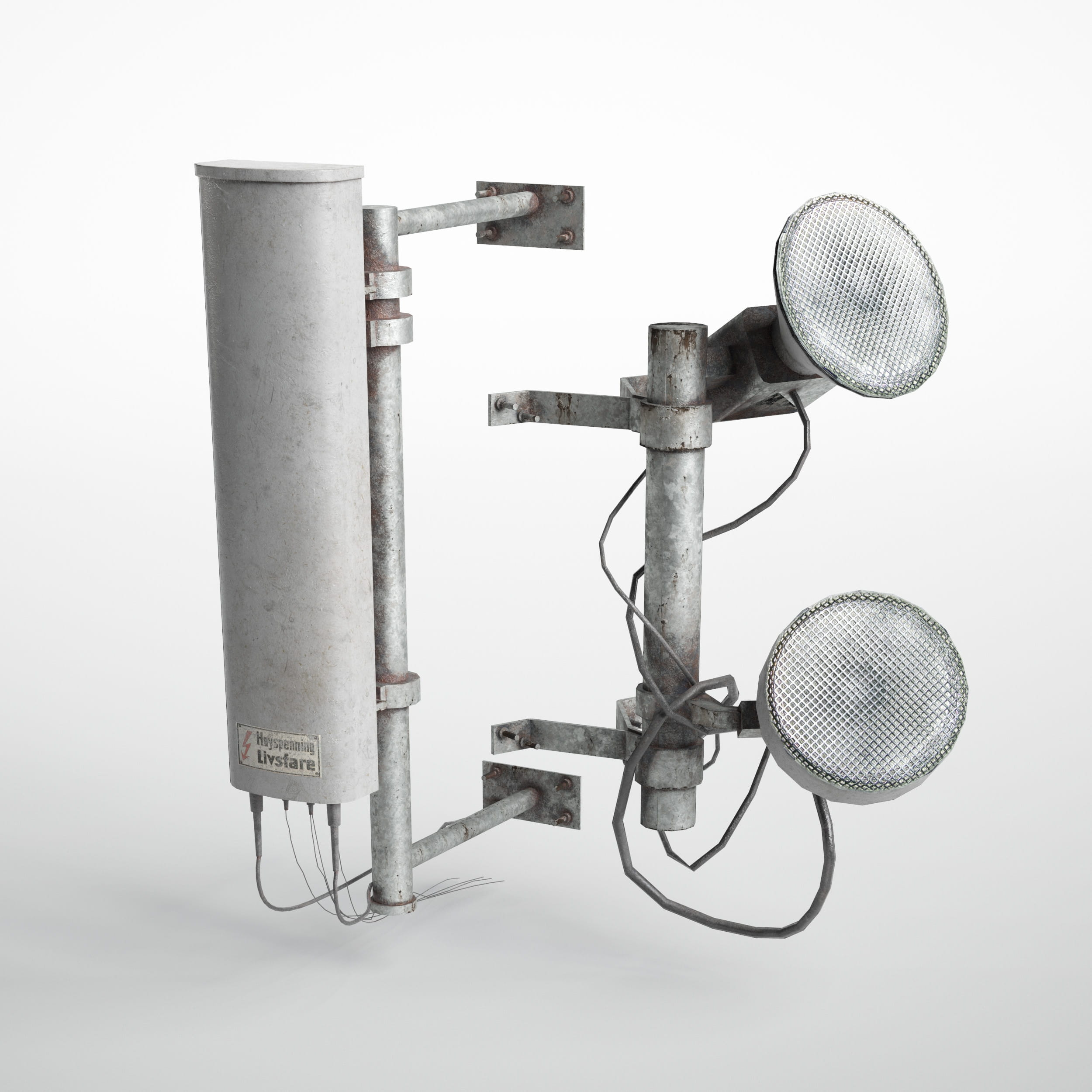 antenna 16 AM227 Archmodels