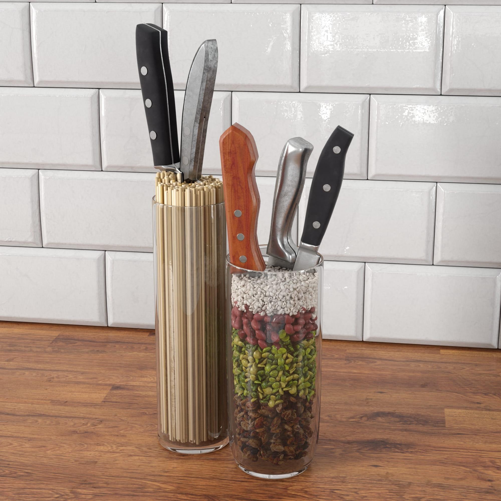 kitchen props 6 AM231 Archmodels