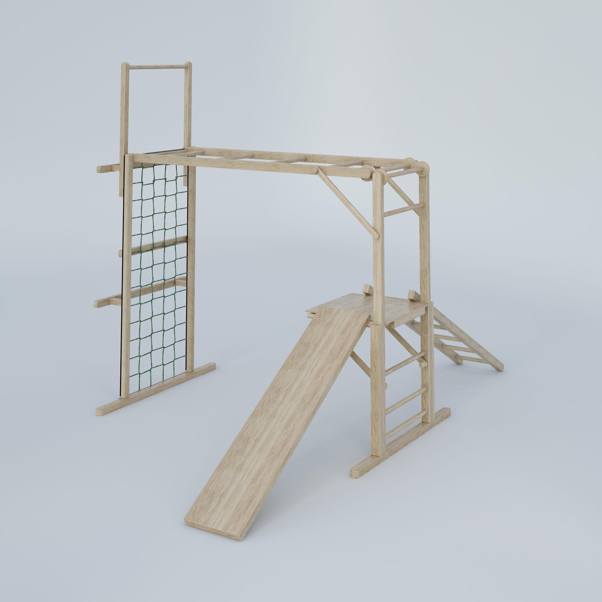 playground equipment 2 AM244 Archmodels