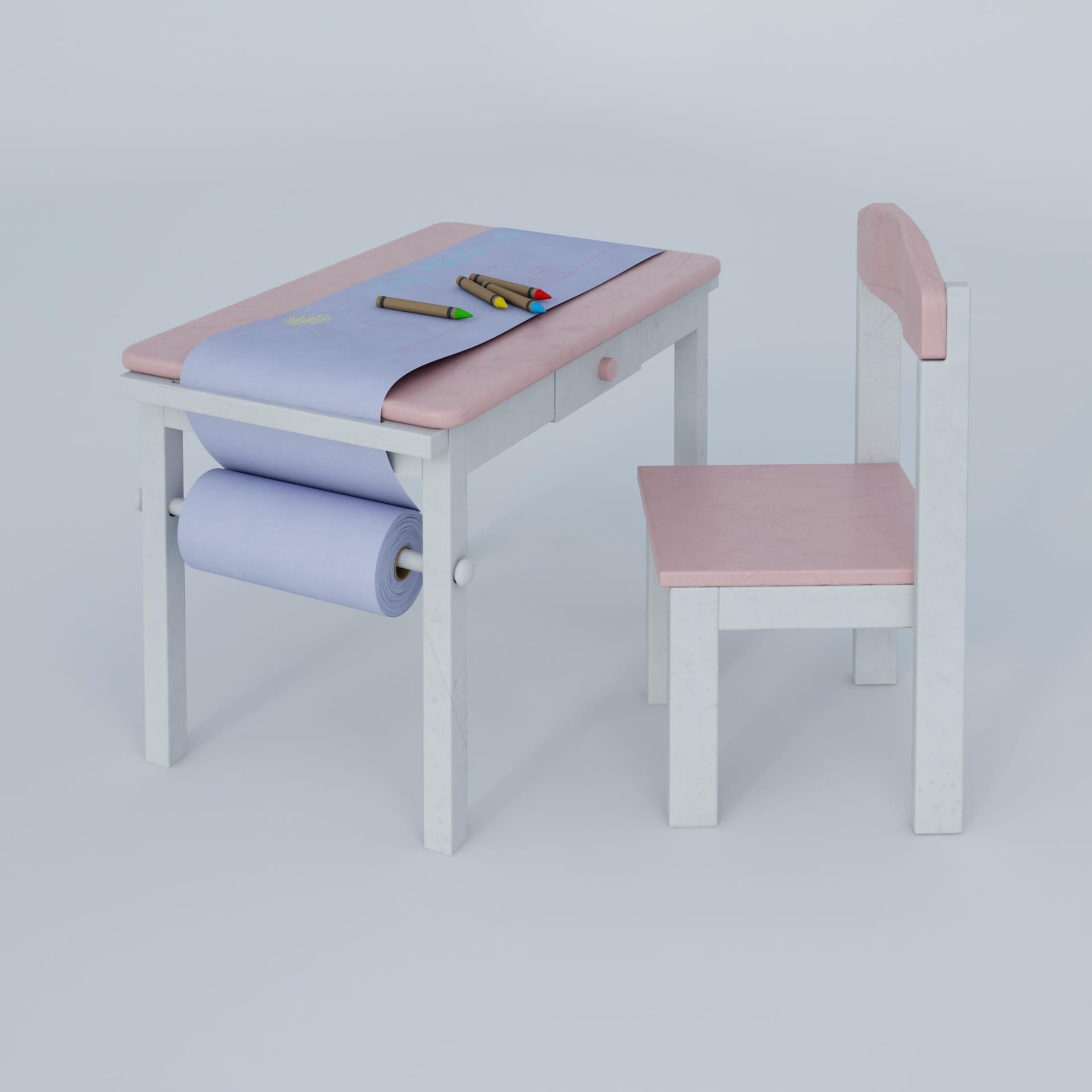 furniture 5 AM244 Archmodels