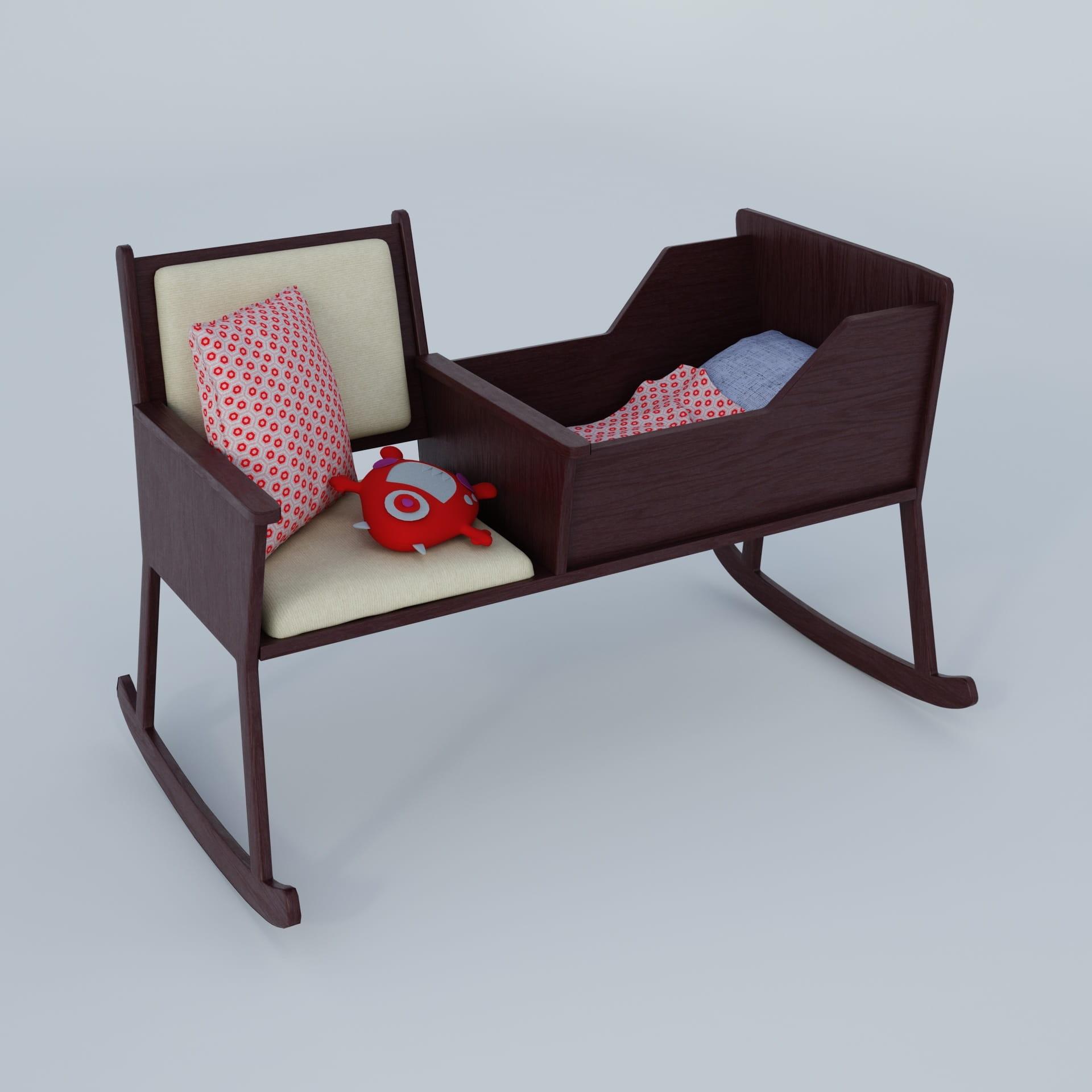 furniture 13 AM244 Archmodels