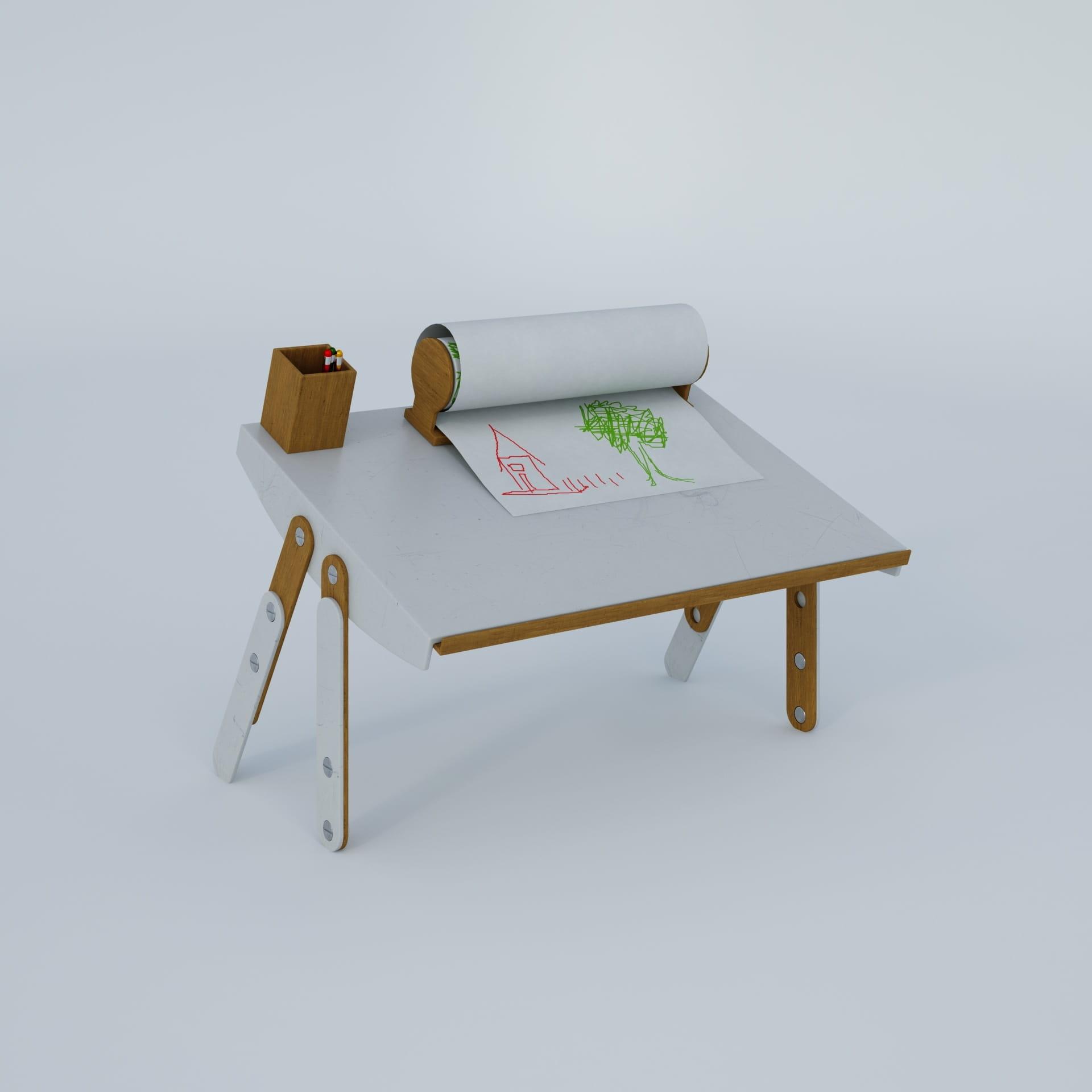 furniture 19 AM244 Archmodels