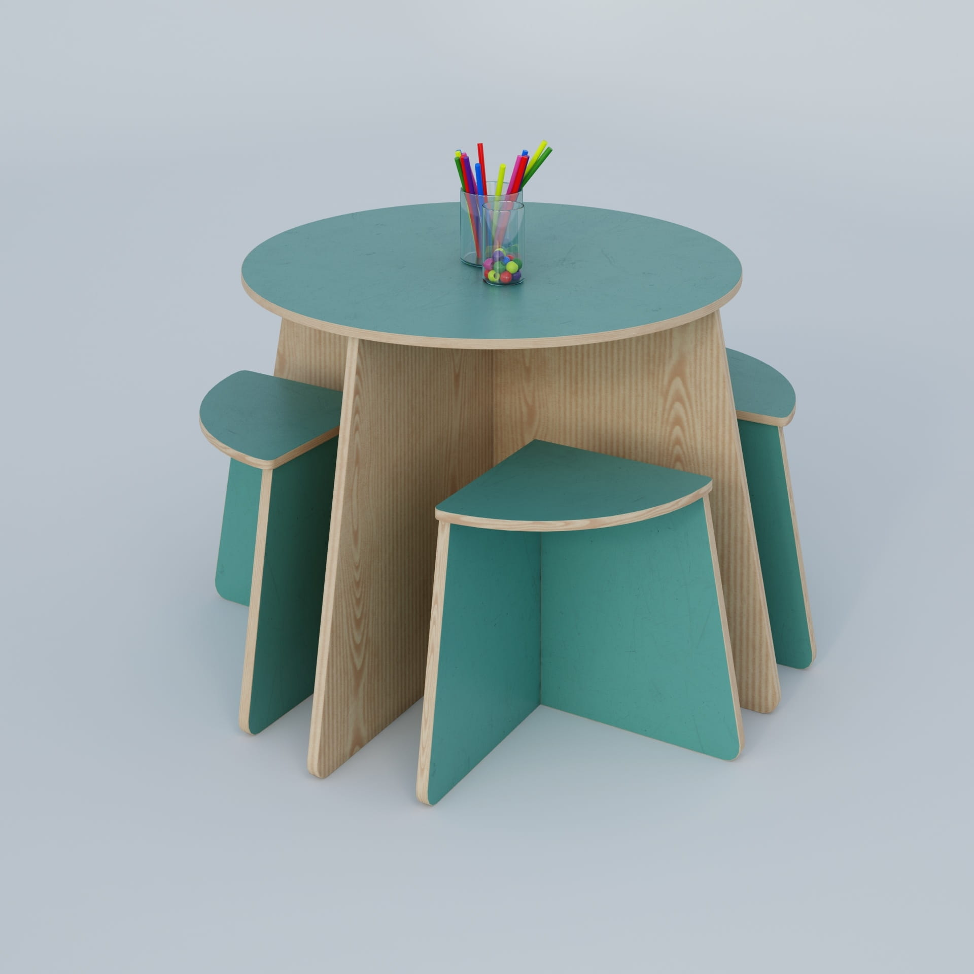 furniture 21 AM244 Archmodels