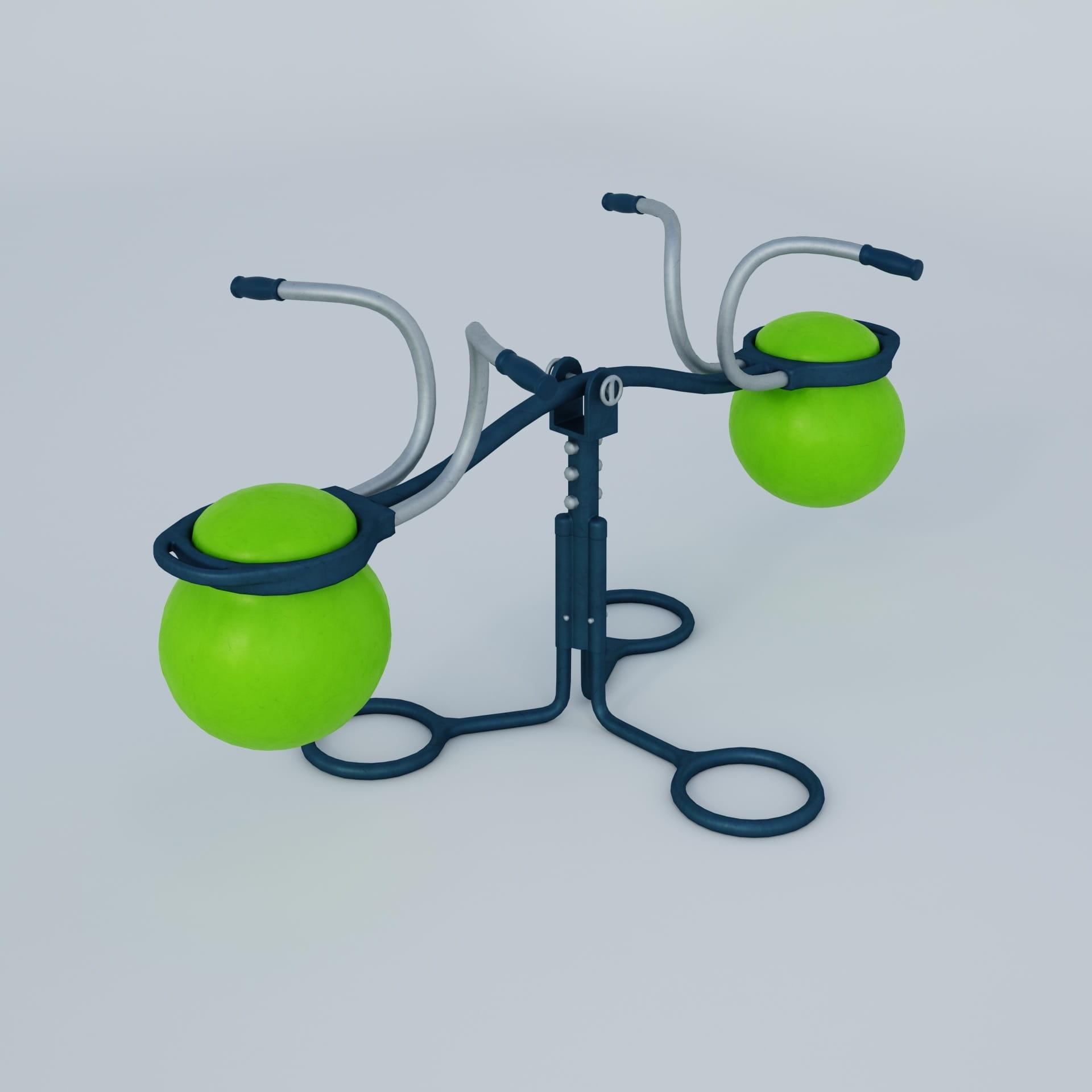 playground equipment 28 AM244 Archmodels