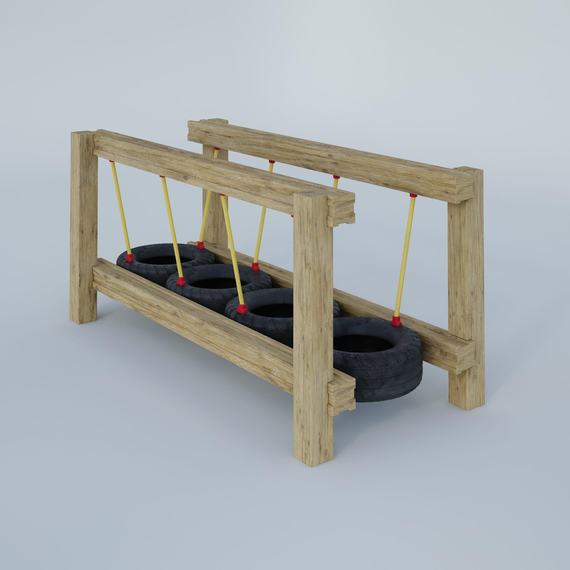 playground equipment 30 AM244 Archmodels