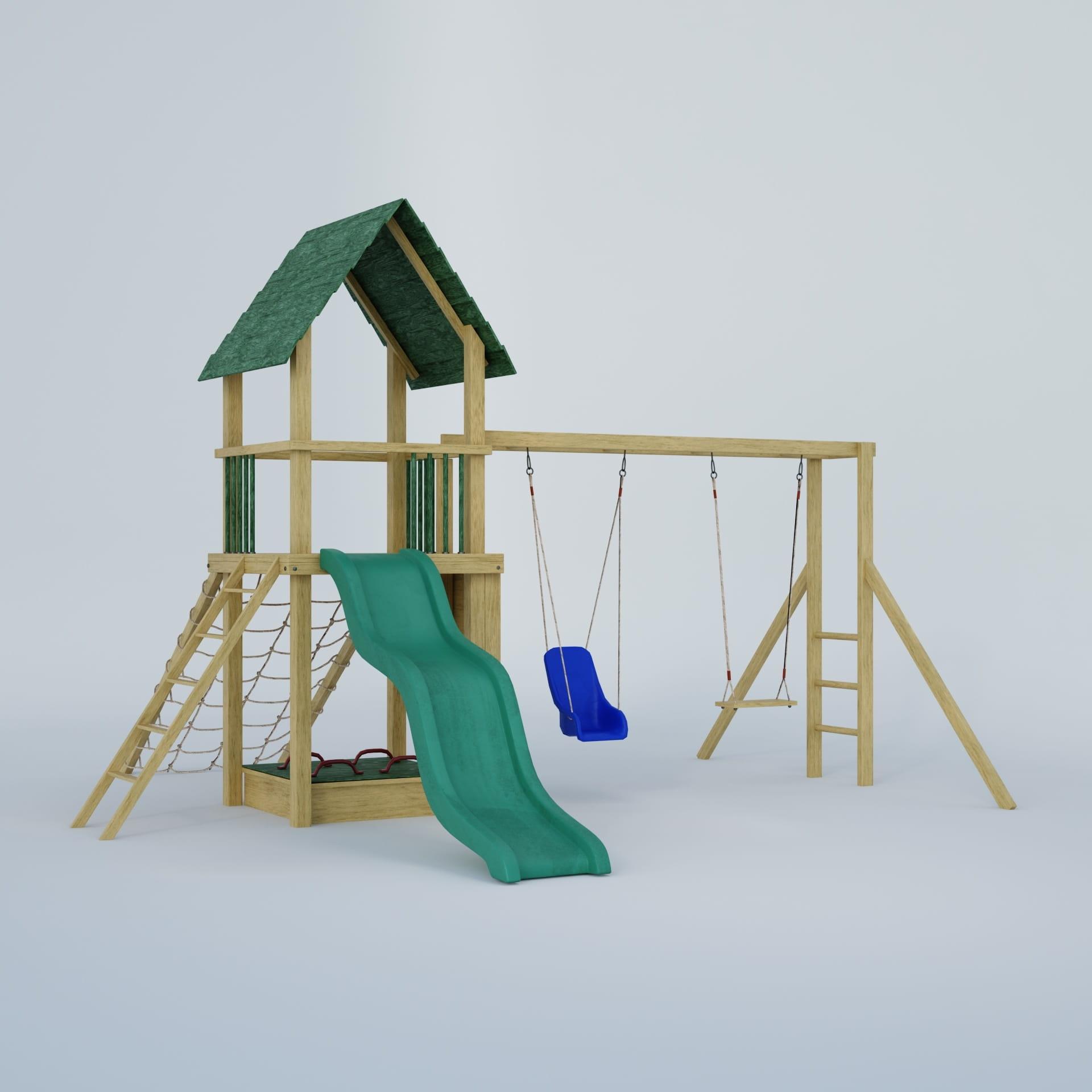 playground equipment 31 AM244 Archmodels