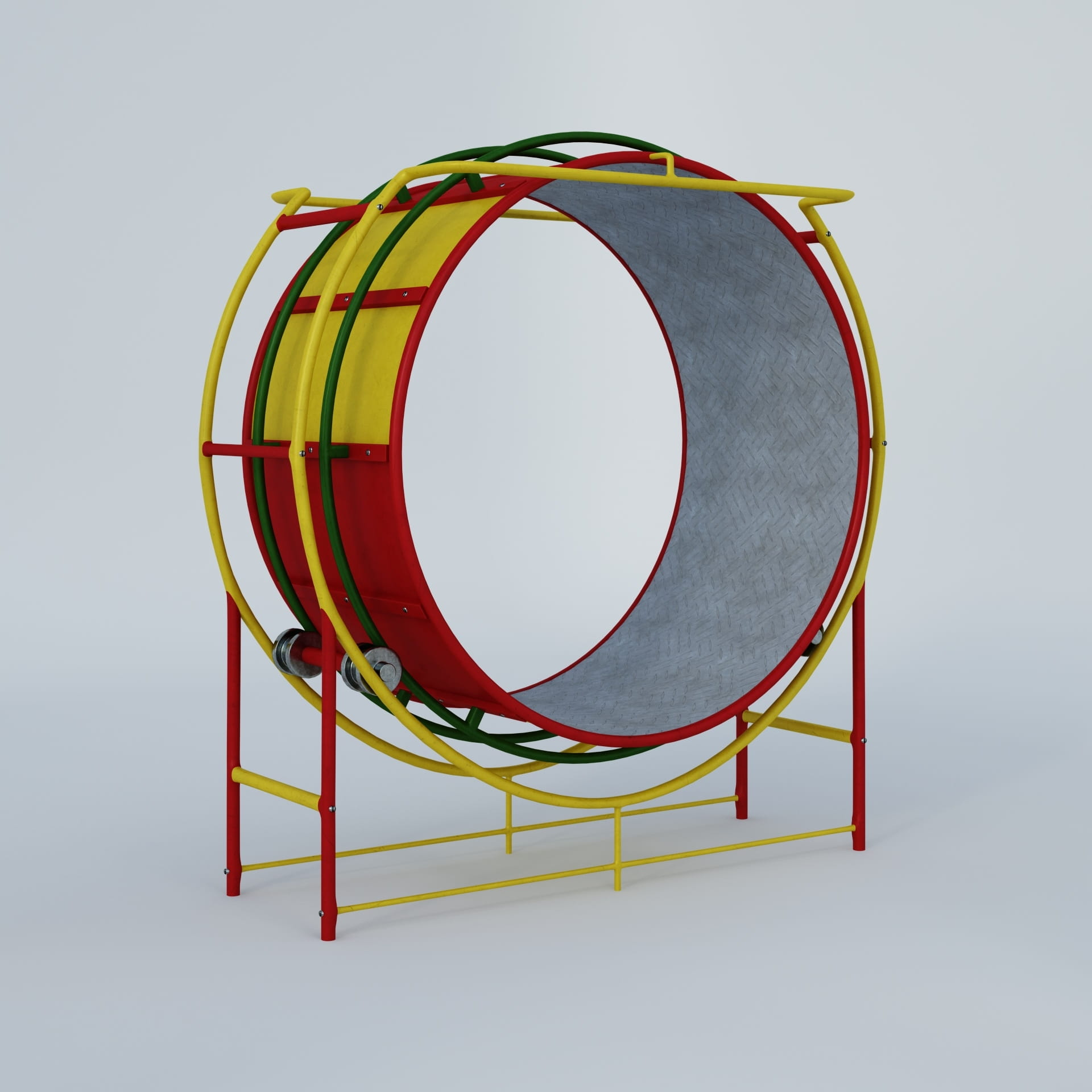 playground equipment 35 AM244 Archmodels