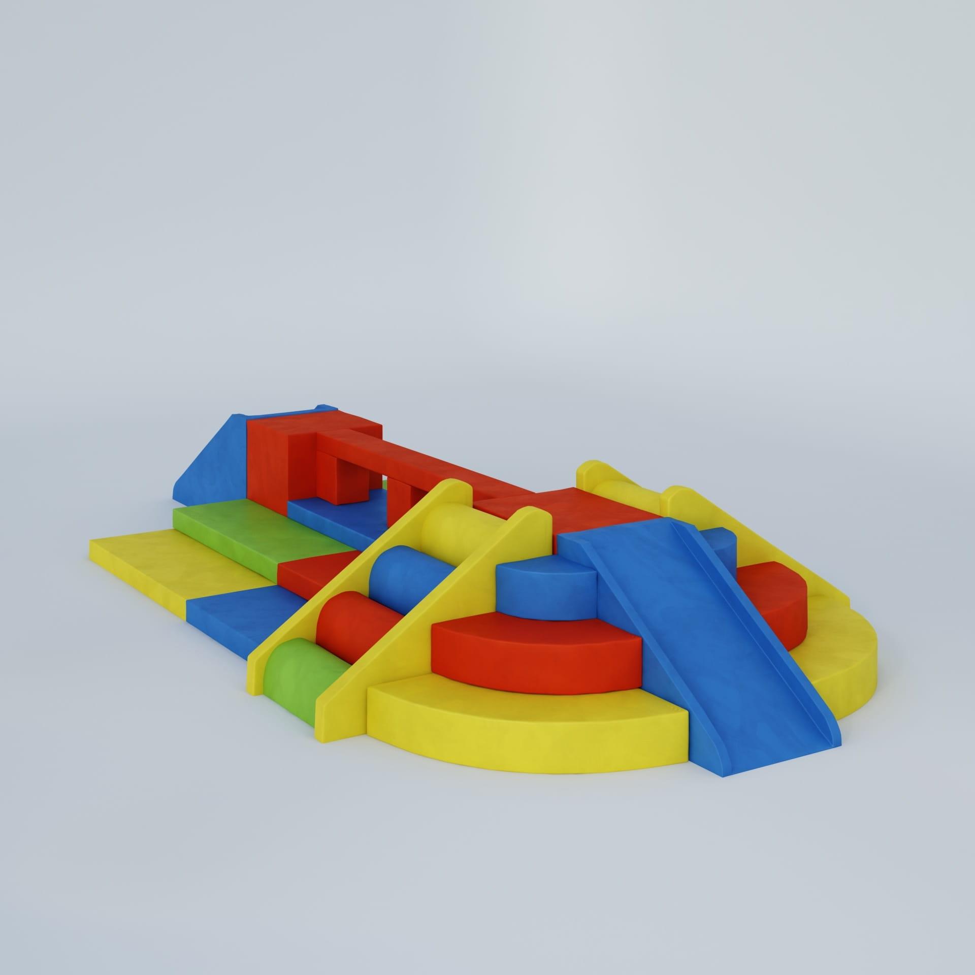 playground equipment 44 AM244 Archmodels