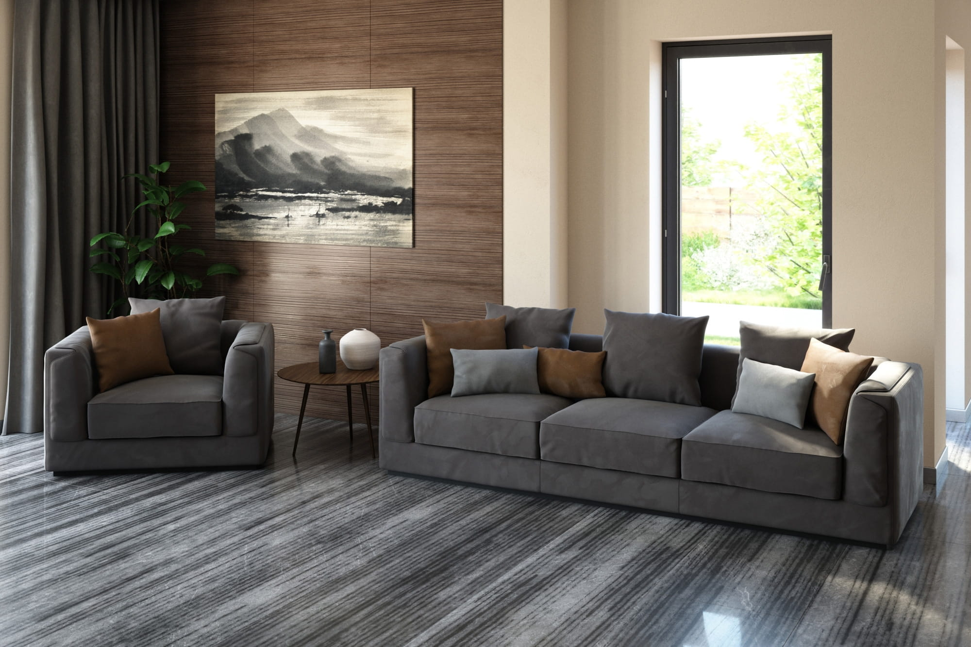 Furniture 20 AM245 Archmodels