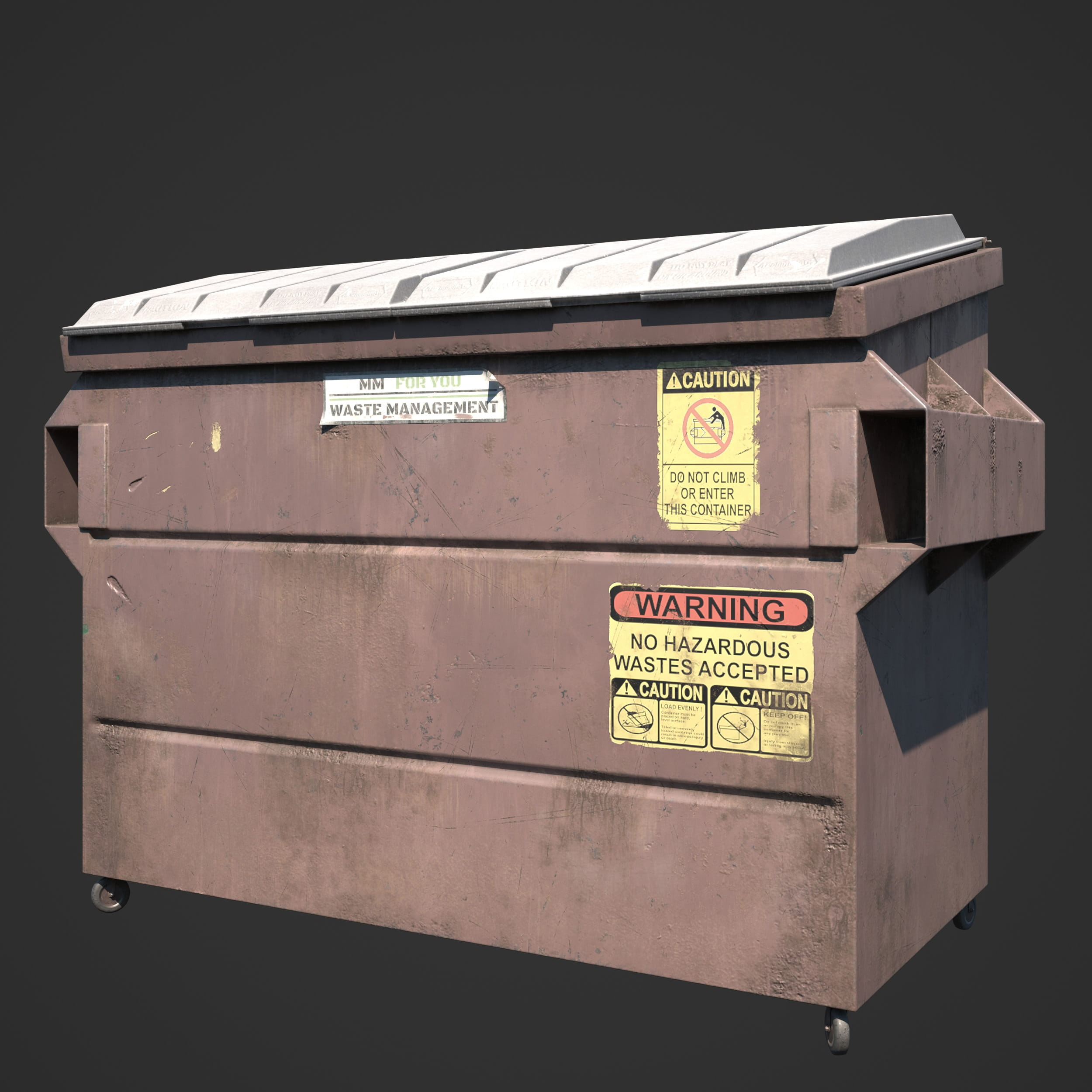 garbage container 57 AM246