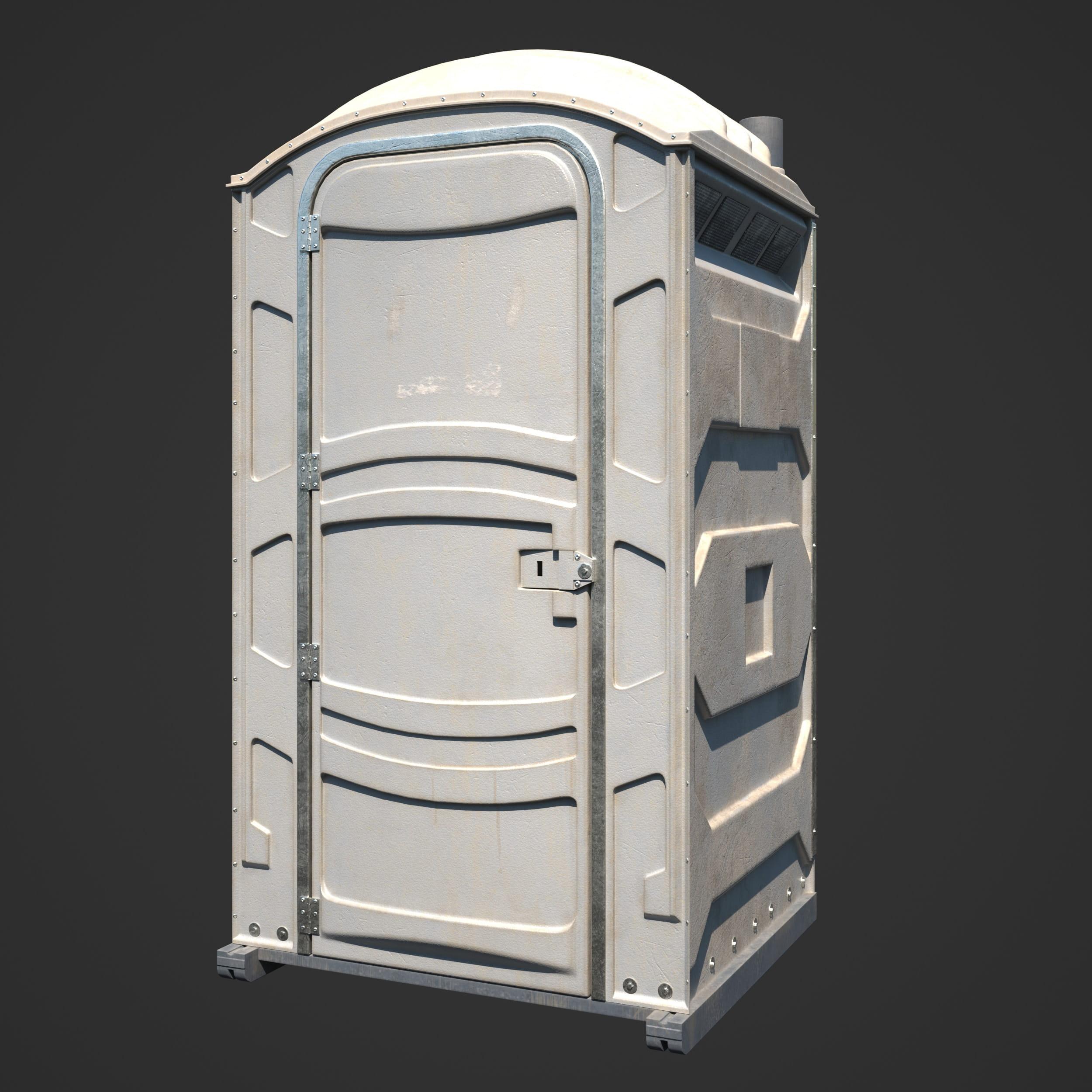 mobile toilet 58 AM246