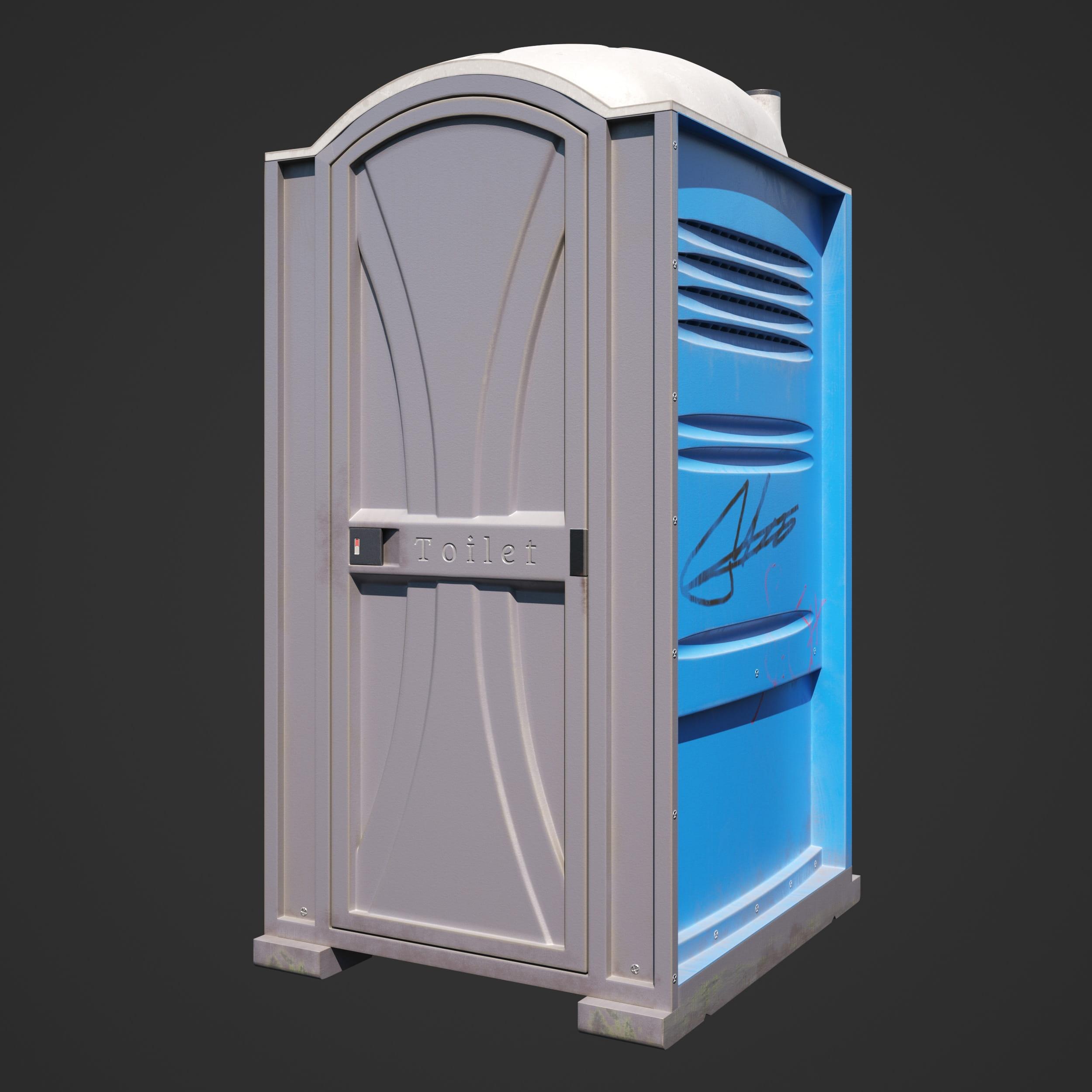 mobile toilet 59 AM246