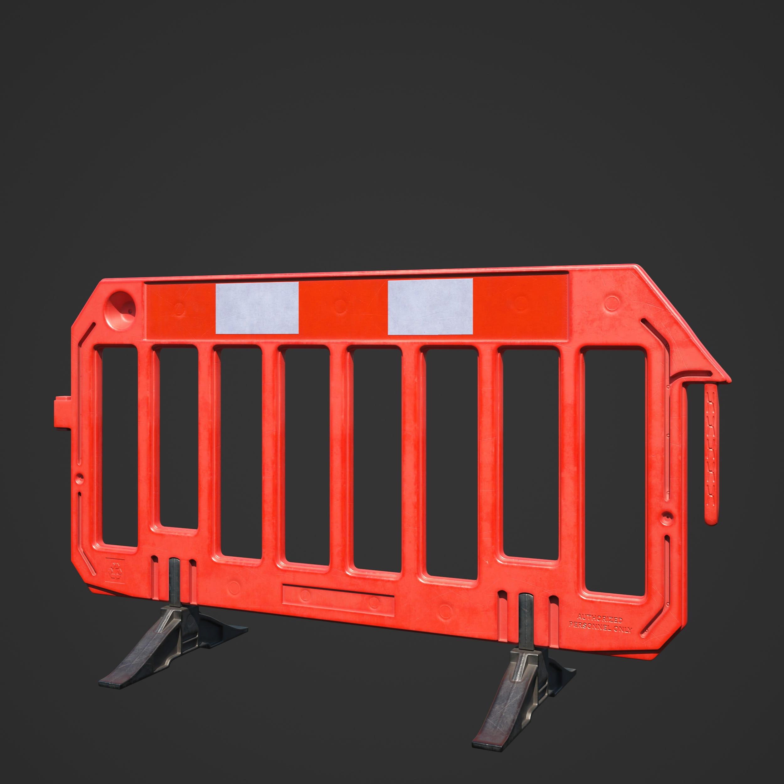 construction barrier 65 AM246