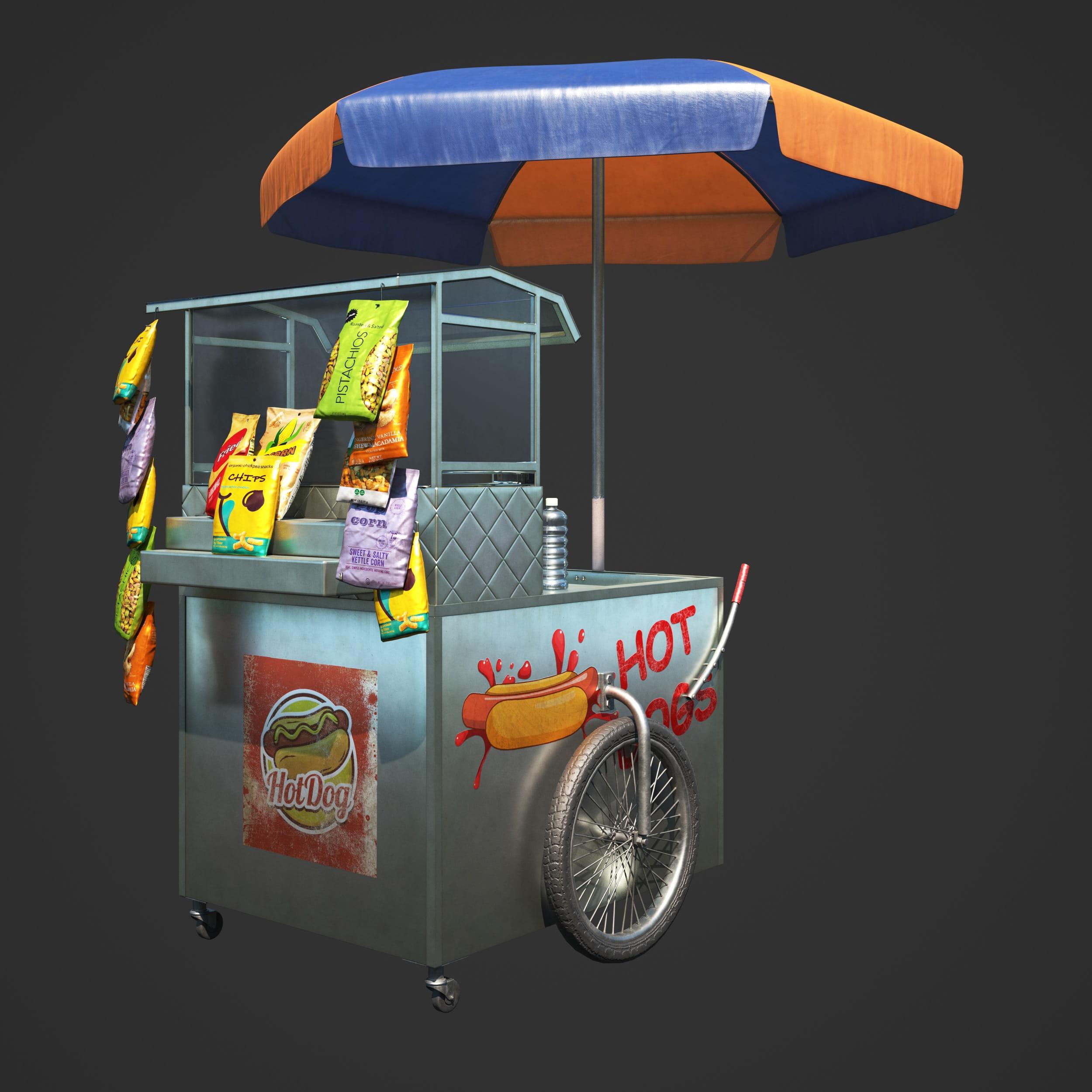 food cart 89 AM246