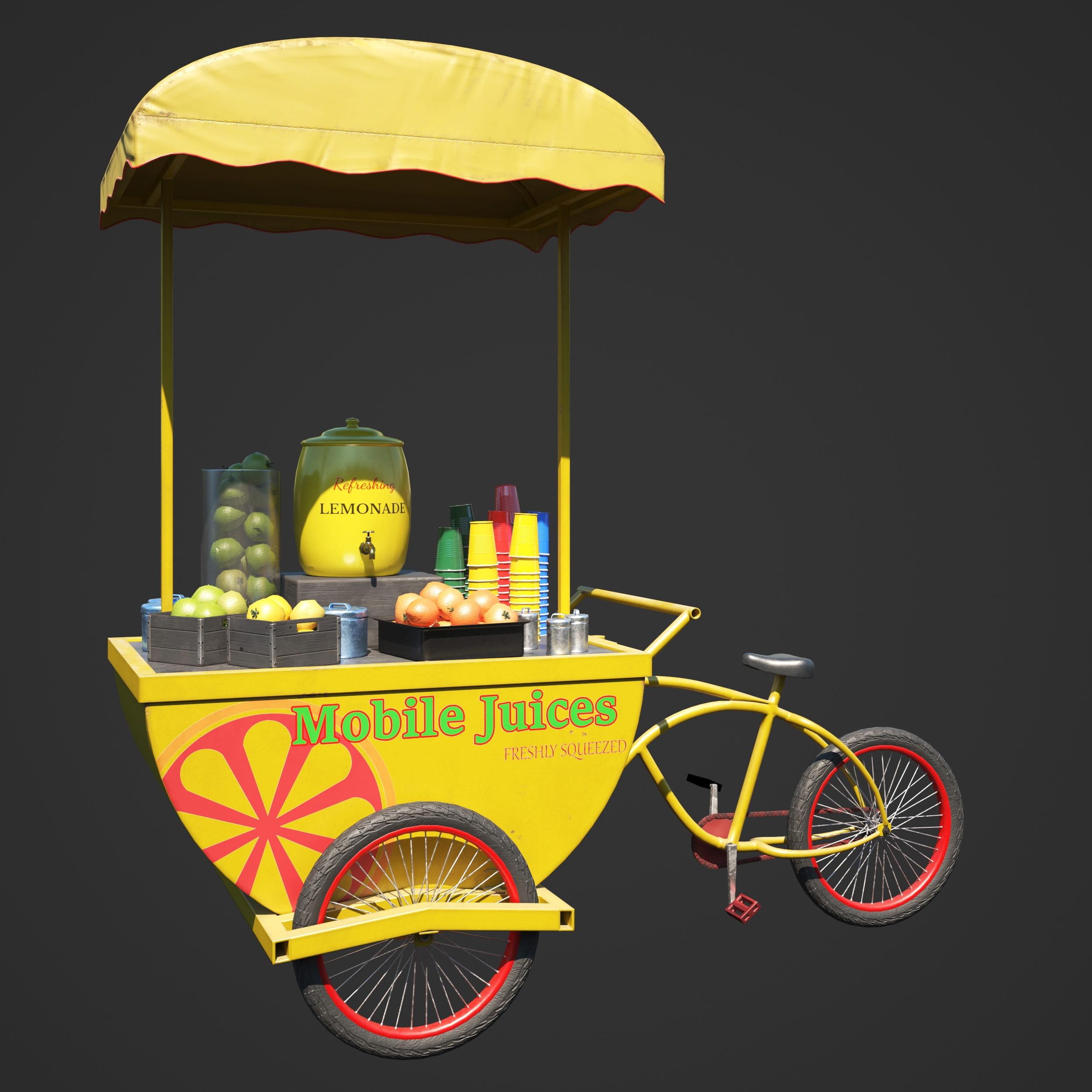 food cart 90 AM246