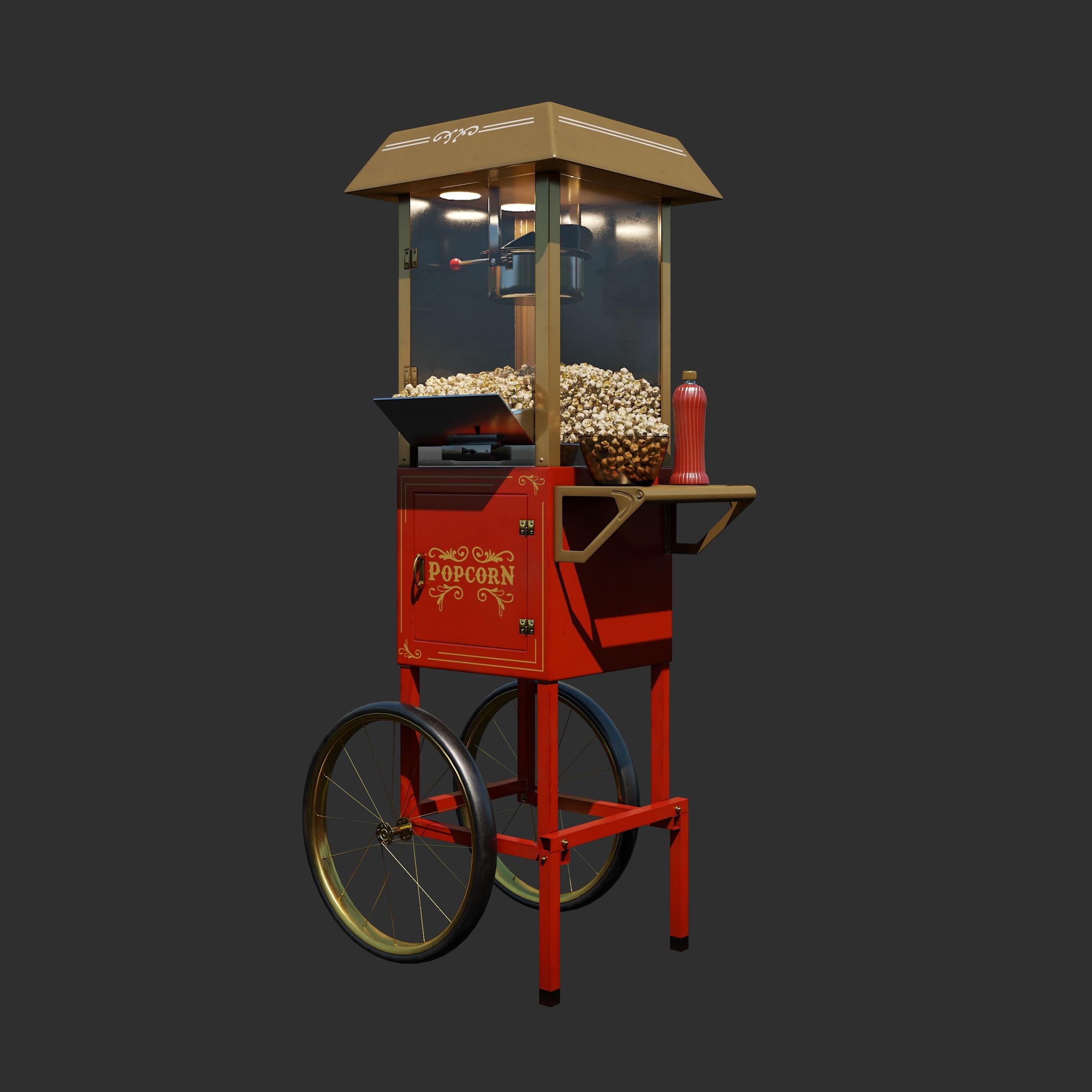 food cart 91 AM246