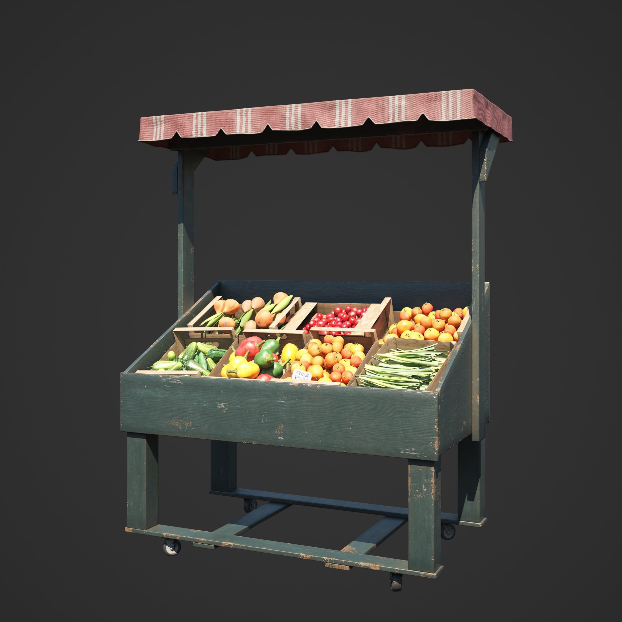 market stall 96 AM246