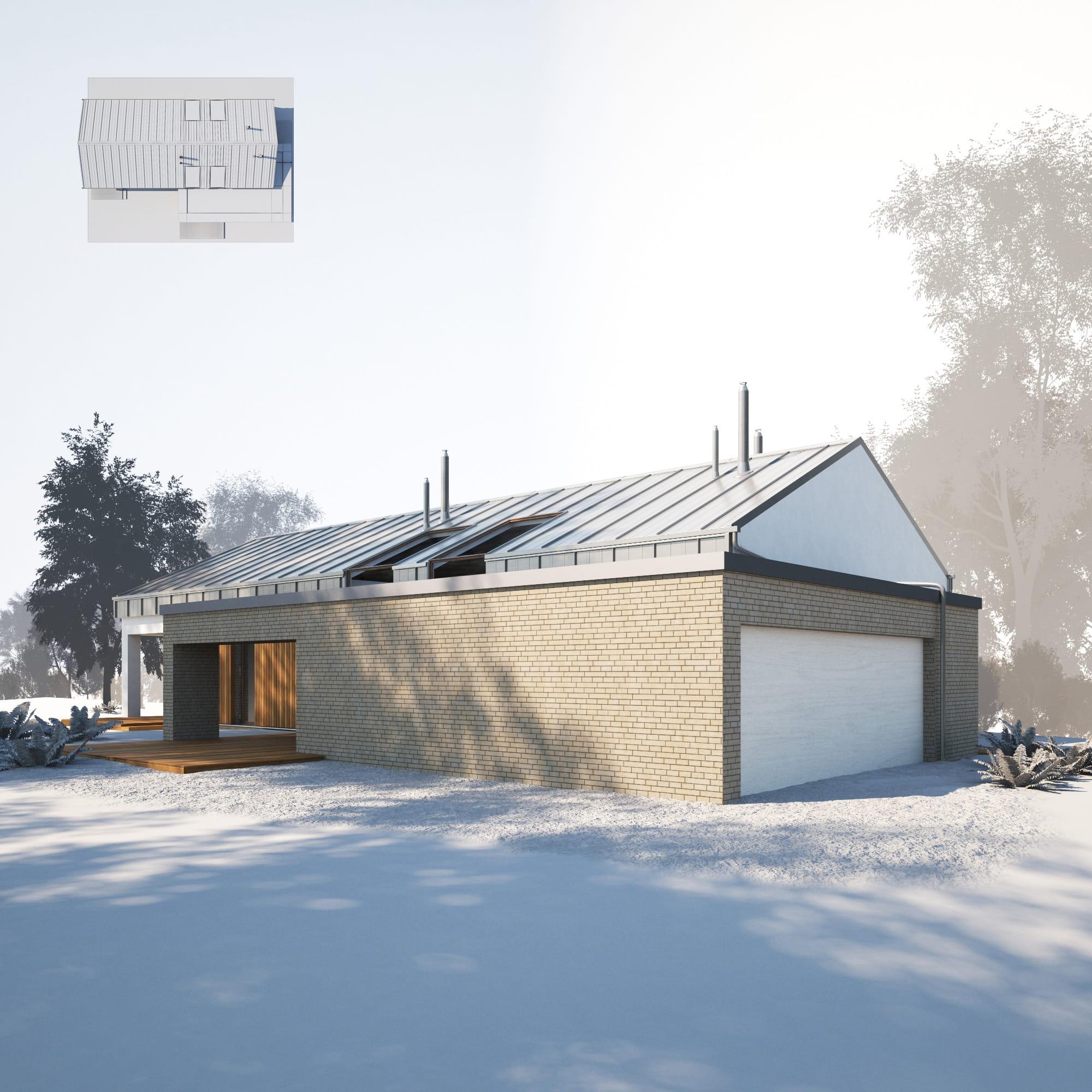 House 31 AM254 Archmodels