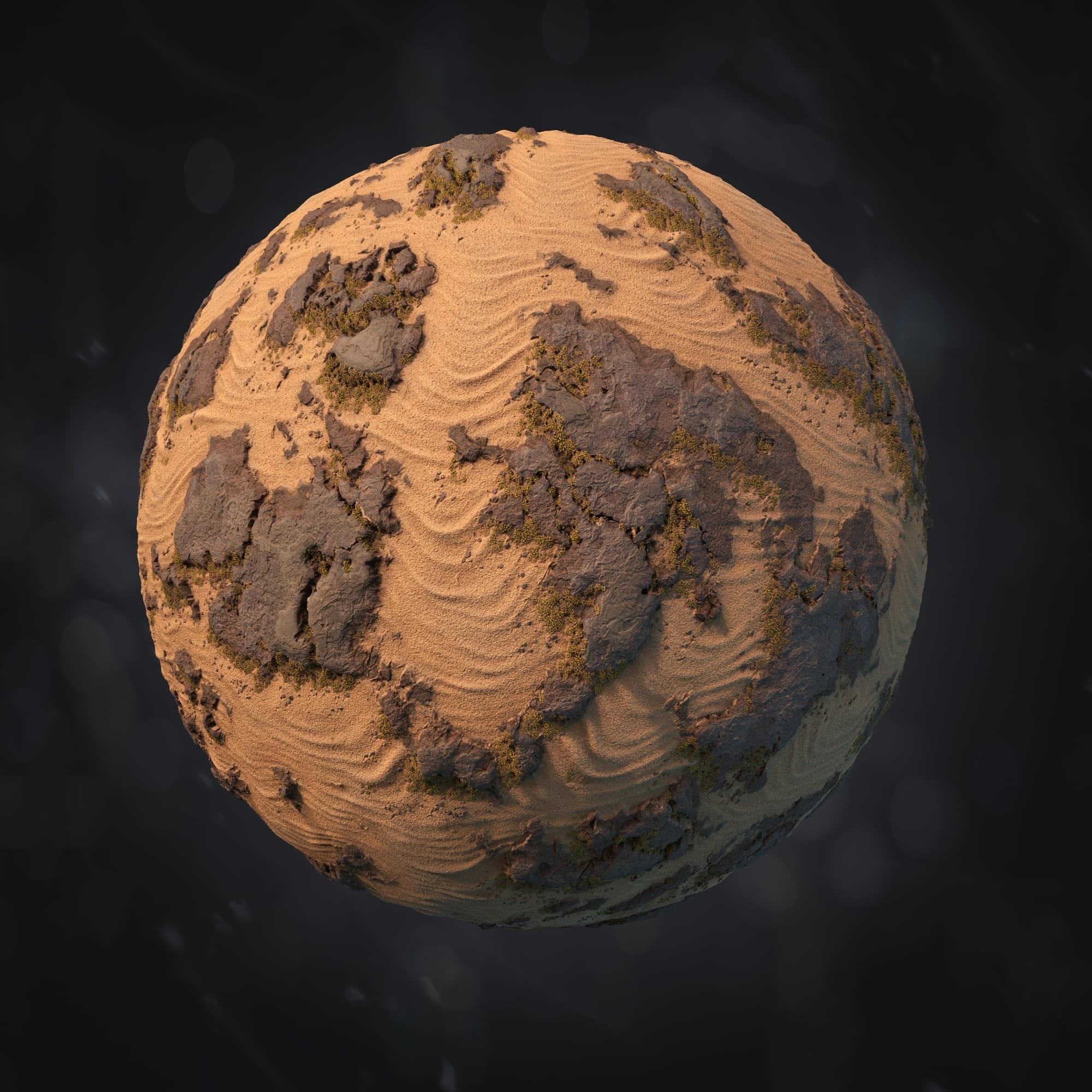 Desert Rock 2 Archmaterials 2