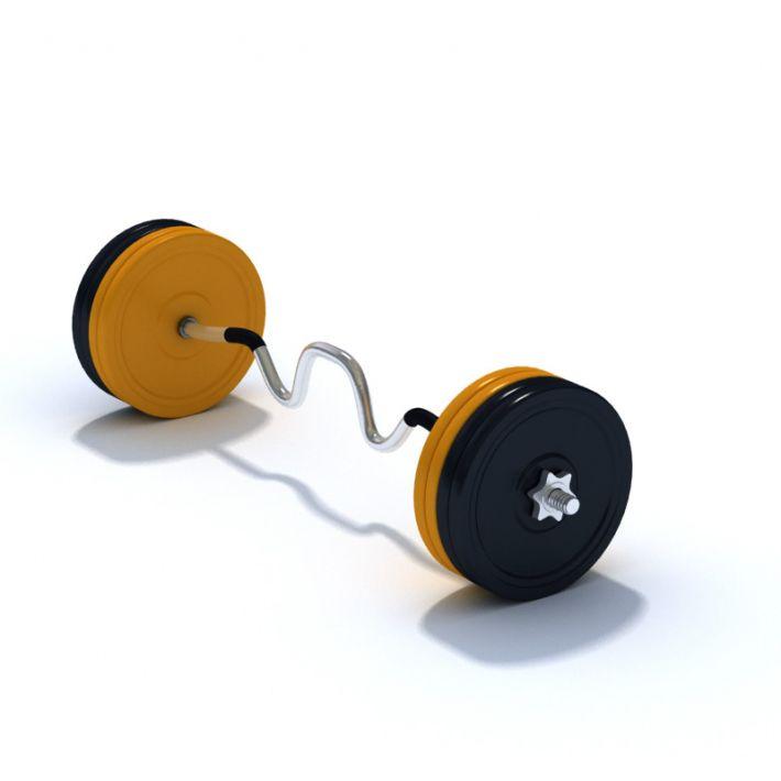 sport equipment 24 AM27 Archmodels