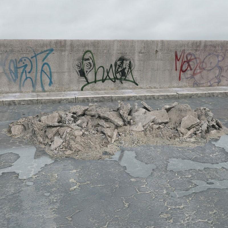 rubble 48 AM165 Archmodels