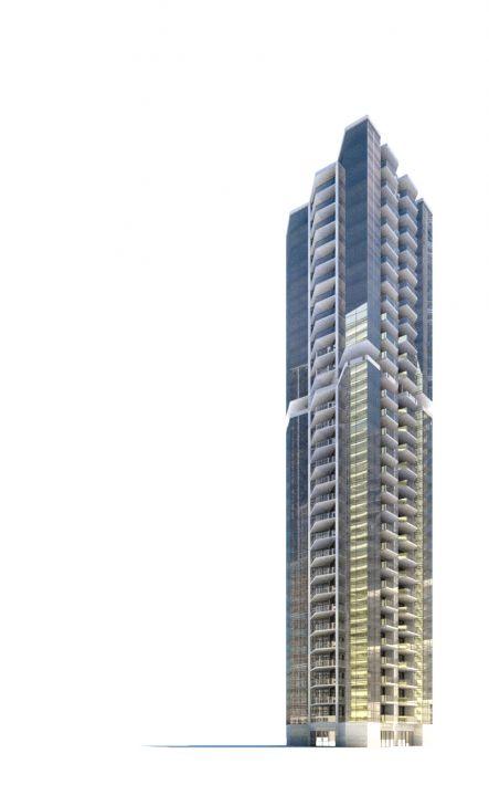 skyscraper 65 AM71 Archmodels