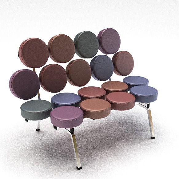 Furniture 25 AM26 Archmodels