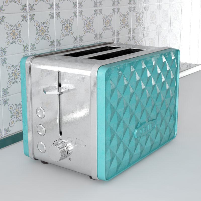 toaster 15 am143