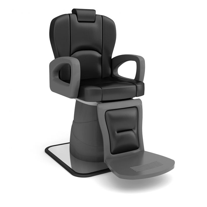 beauty parlour chair 13 AM90 Archmodels