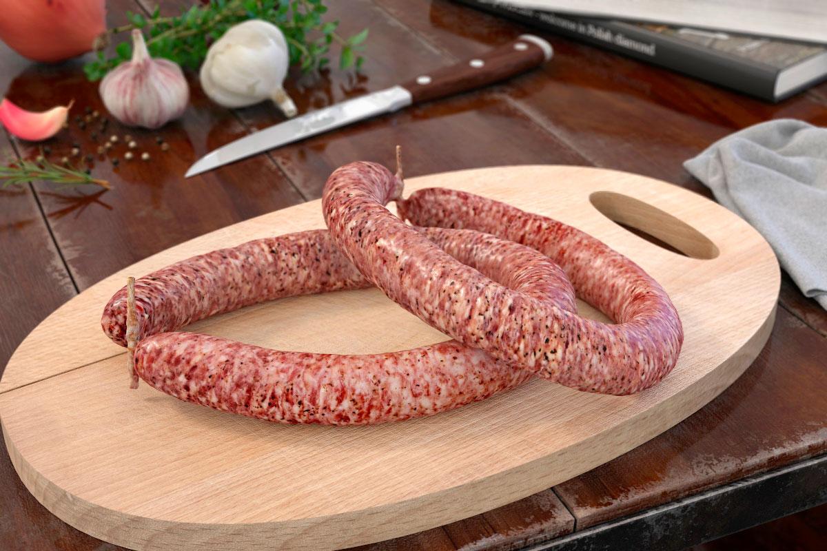 sausage 48 AM151 Archmodels